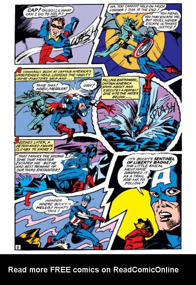 Read online All-Winners Comics comic -  Issue #5 - 25