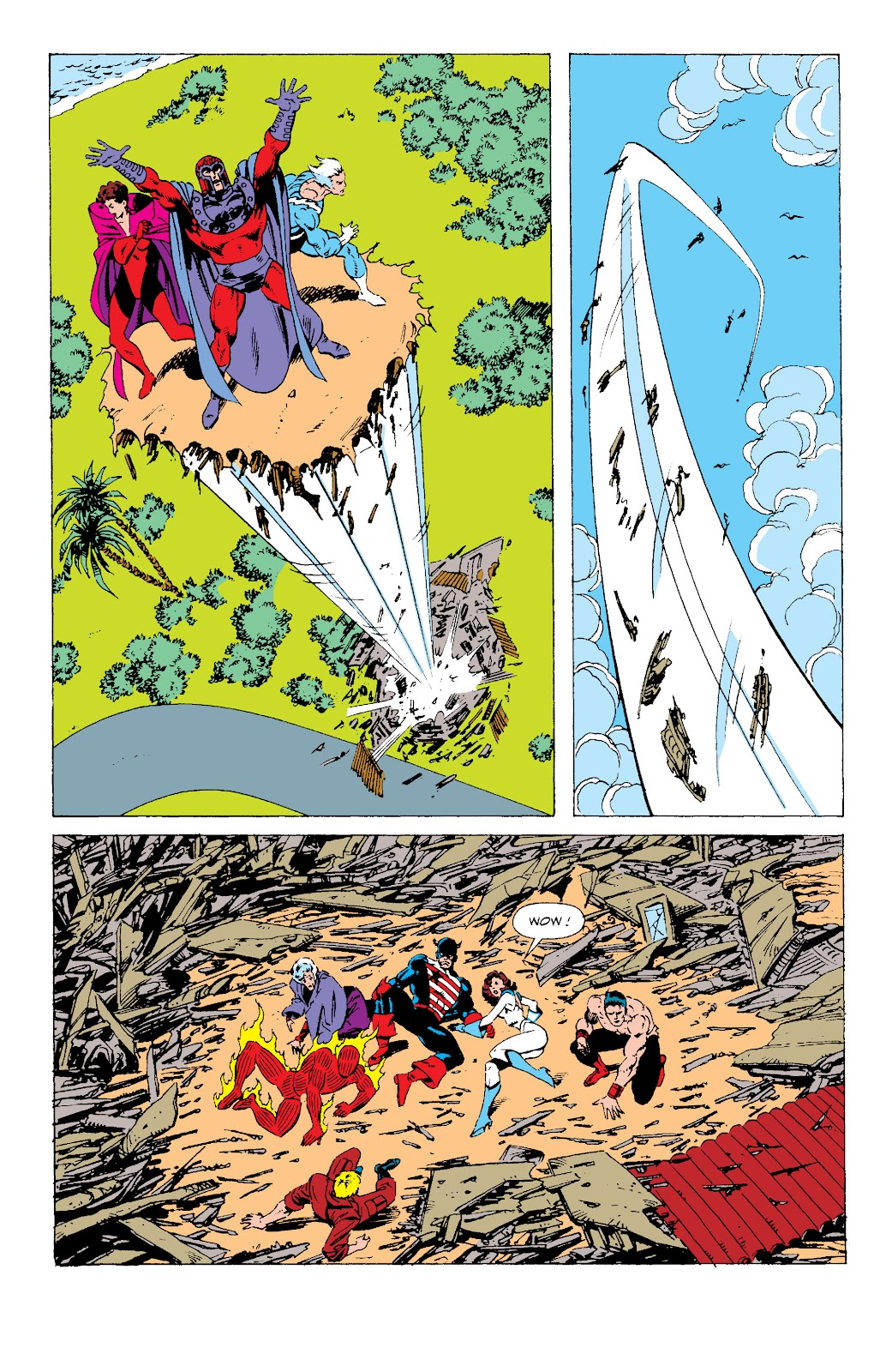 Avengers West Coast (1989) issue 57 - Page 7