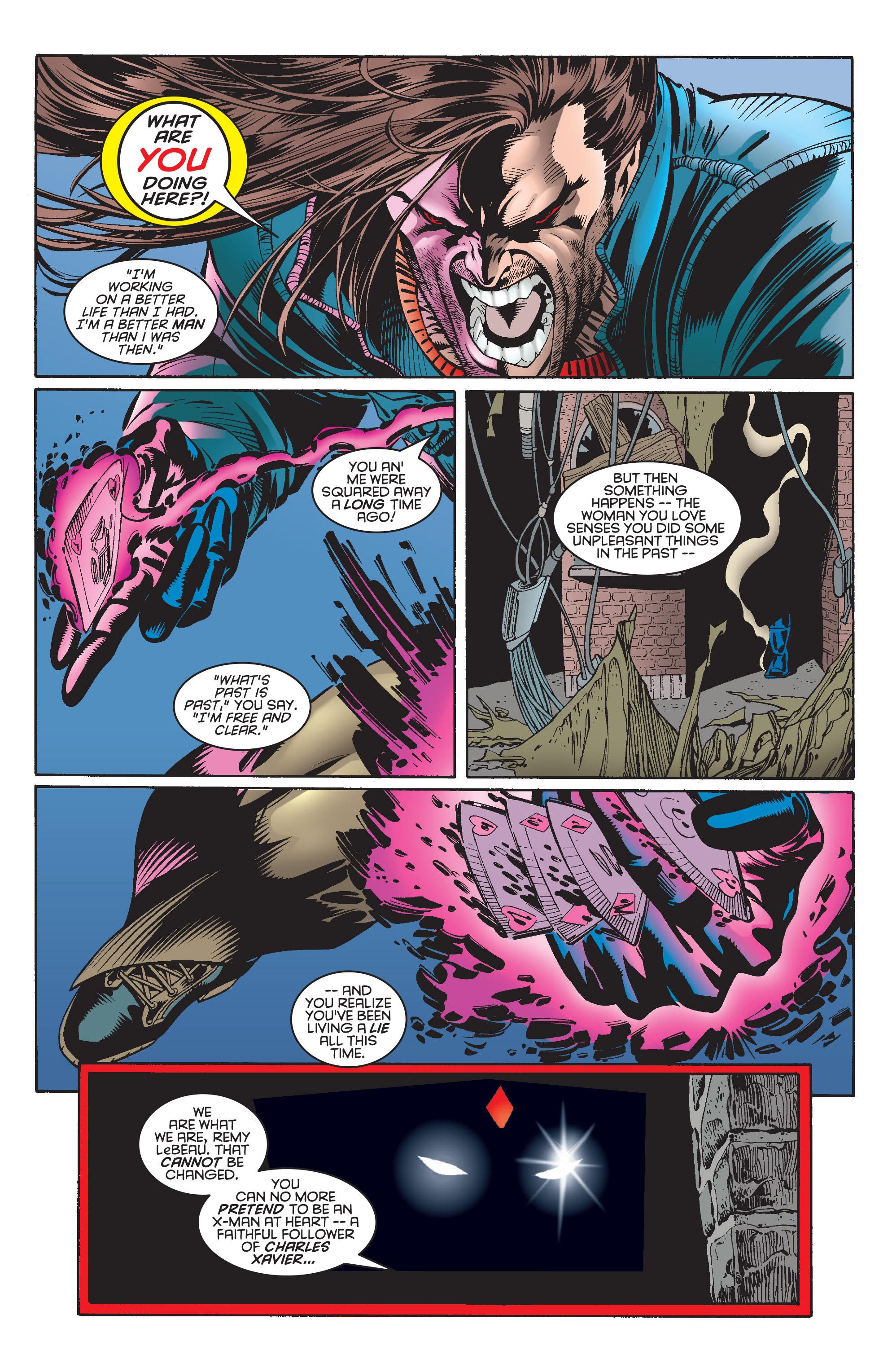 X-Men (1991) 45 Page 33