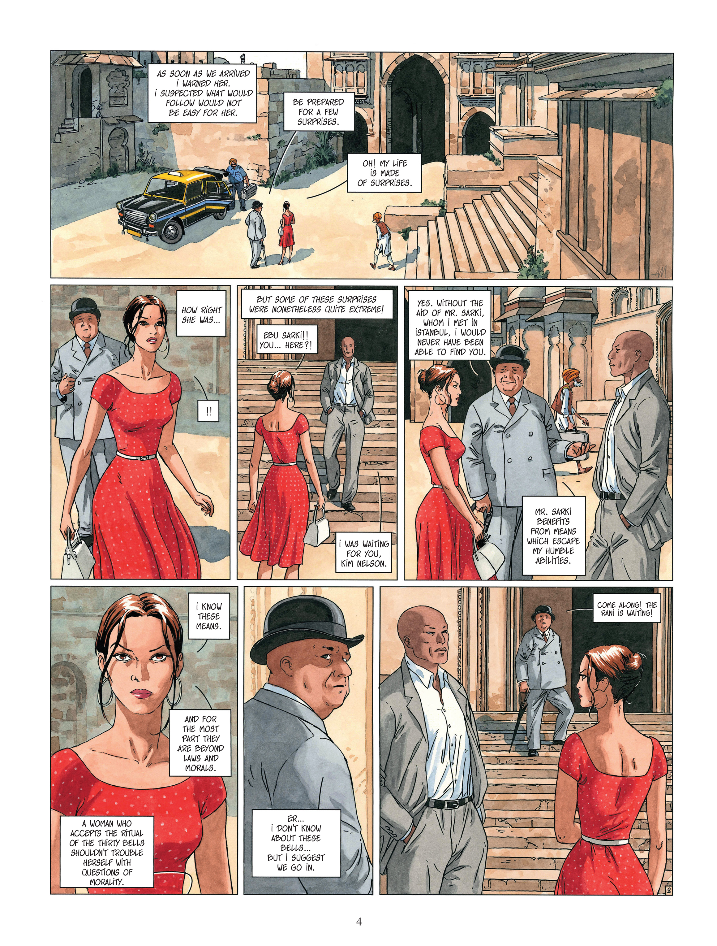 Read online Djinn comic -  Issue #13 - 5