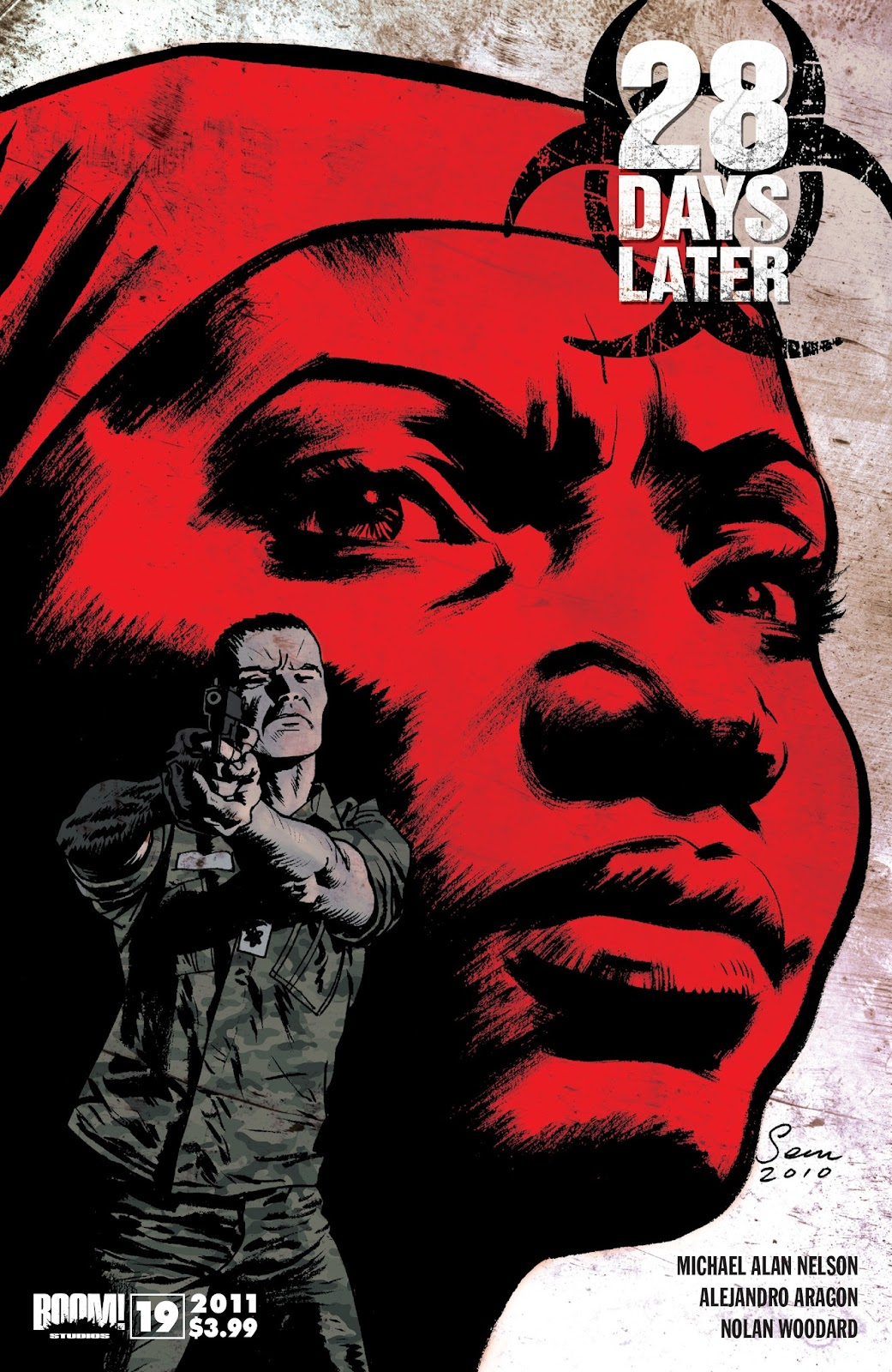 28 Days Later issue 19 - Page 1