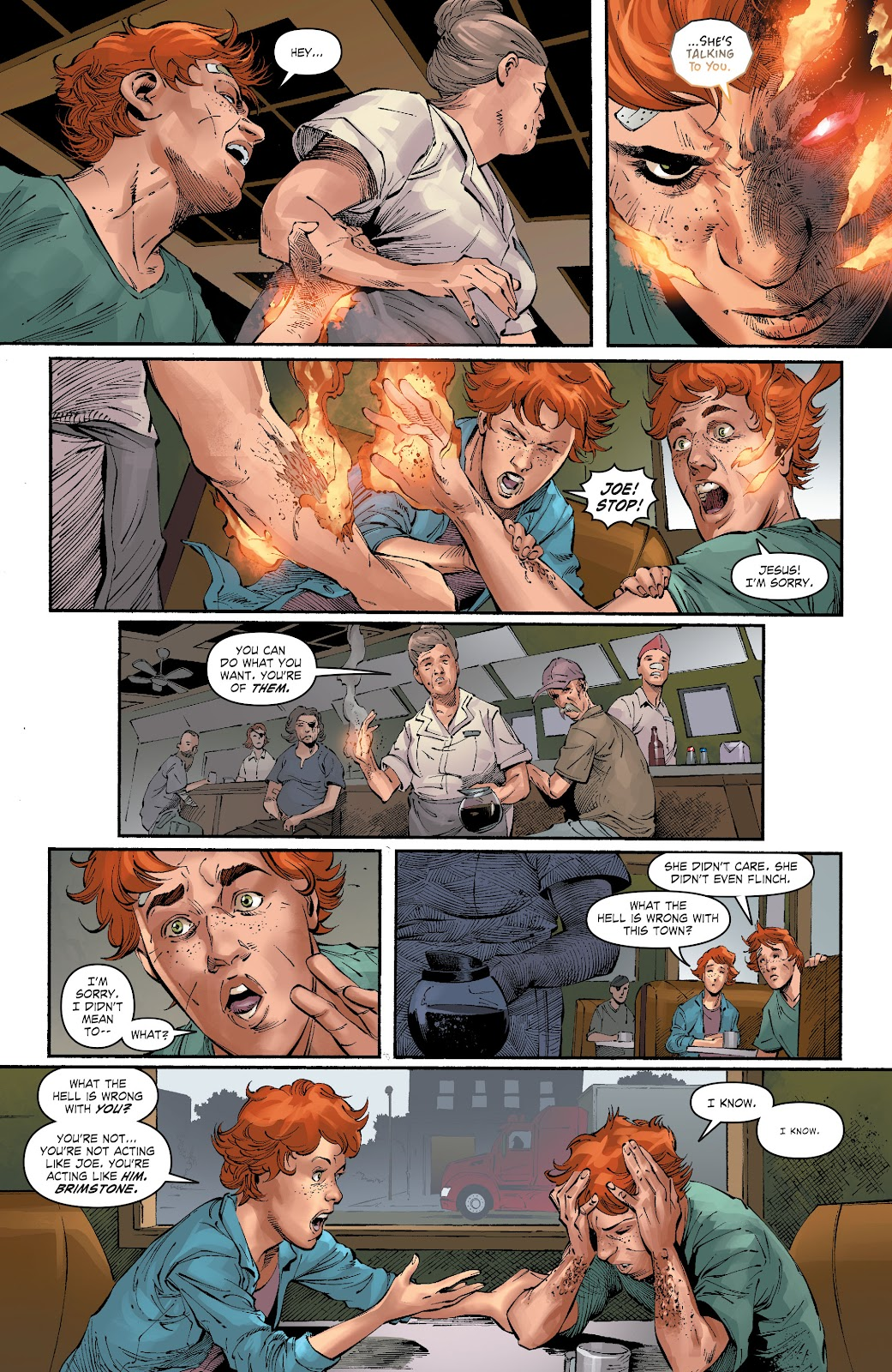 Read online The Curse of Brimstone: Ashes comic -  Issue # TPB (Part 1) - 39