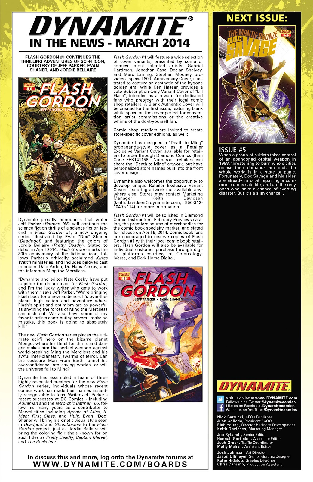 Doc Savage (2013) issue 4 - Page 25