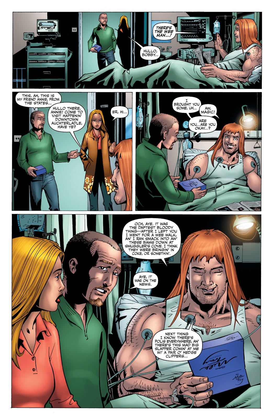 Read online The Boys Omnibus comic -  Issue # TPB 4 (Part 4) - 36