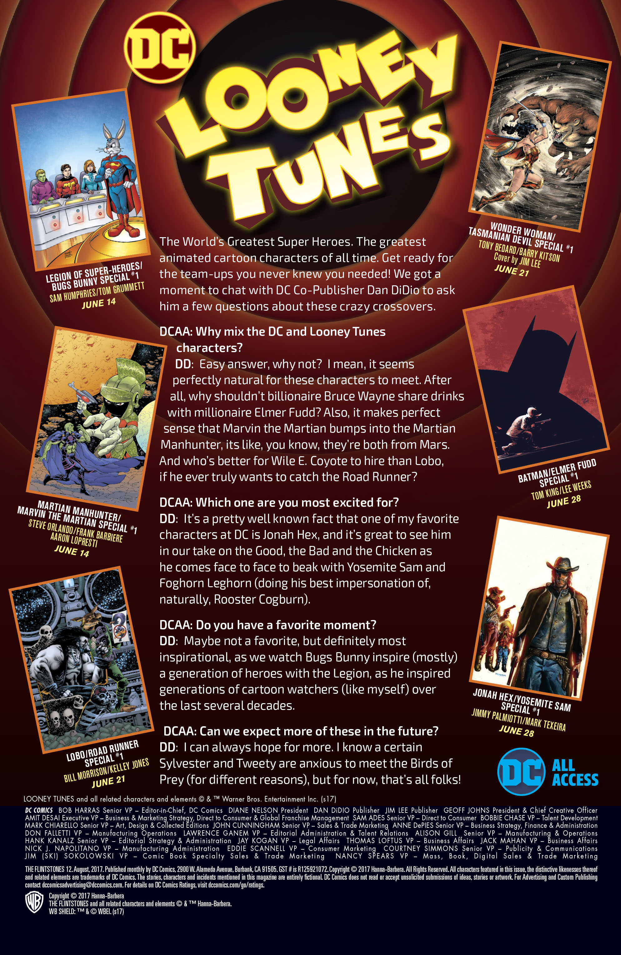 Read online The Flintstones comic -  Issue #12 - 27