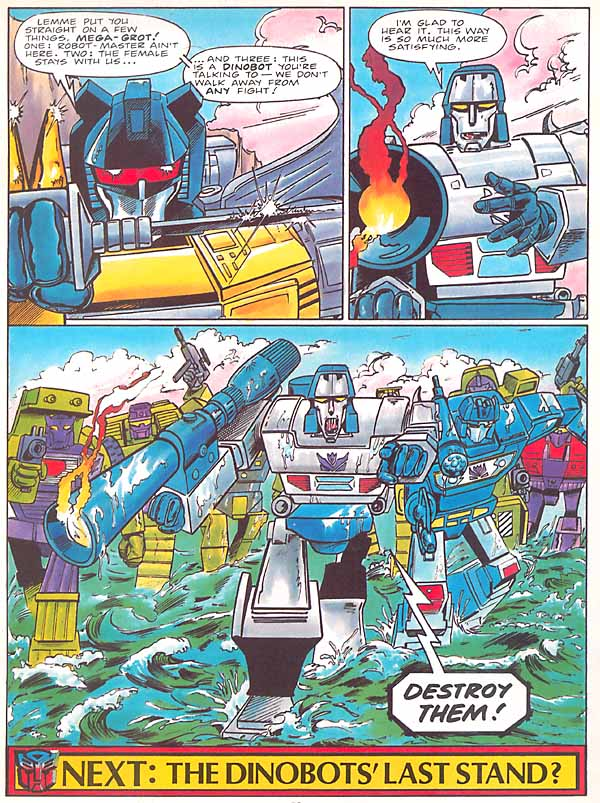 The Transformers (UK) 307 Page 13