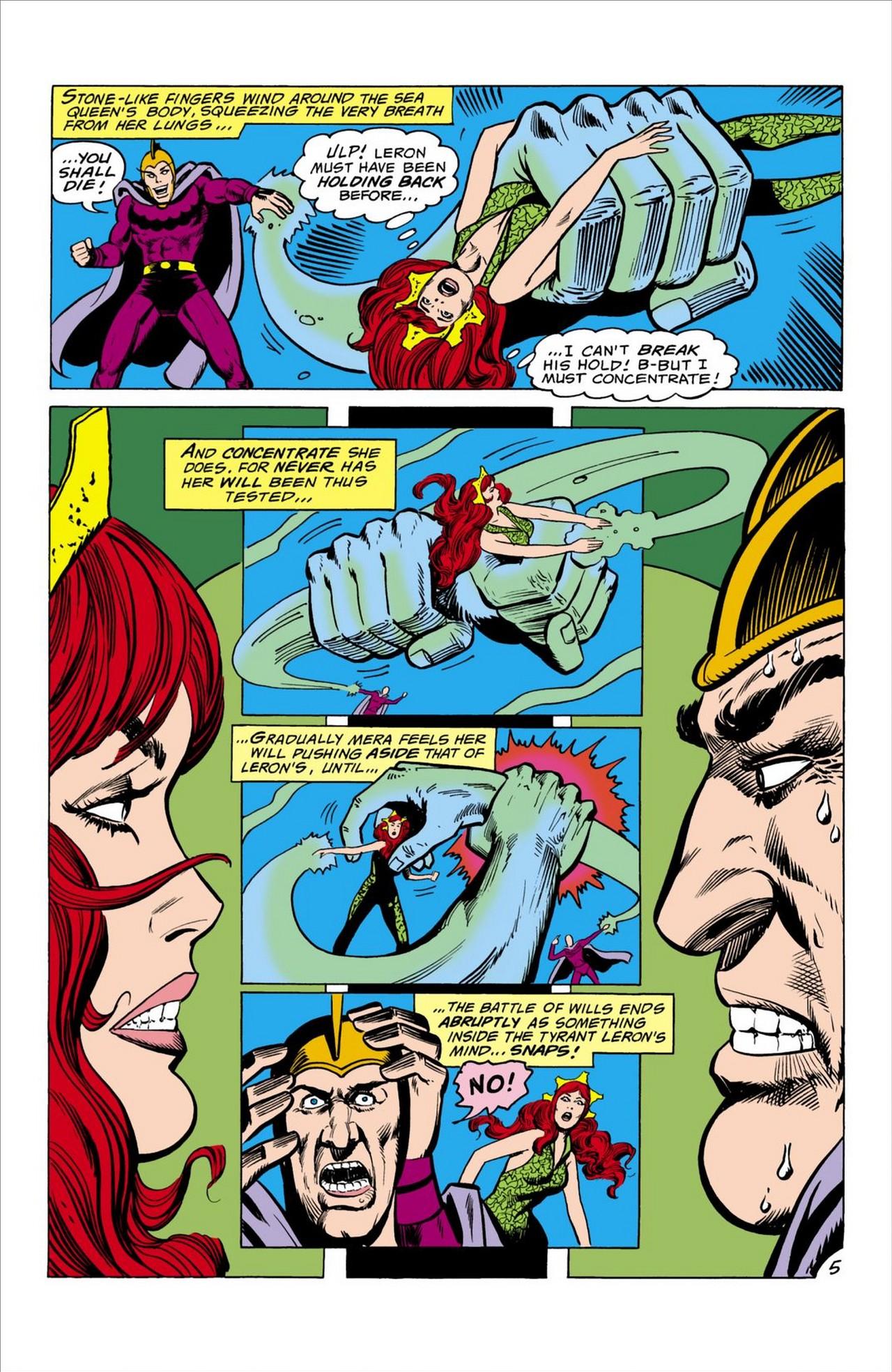 Read online Aquaman (1962) comic -  Issue #59 - 17