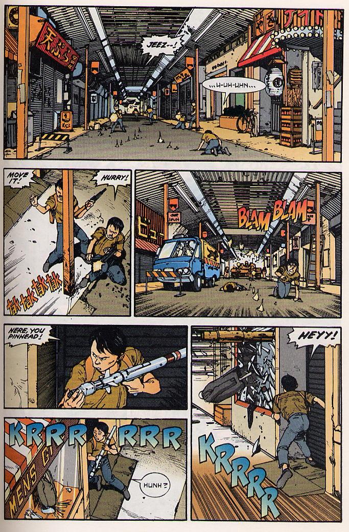 Read online Akira comic -  Issue #15 - 30