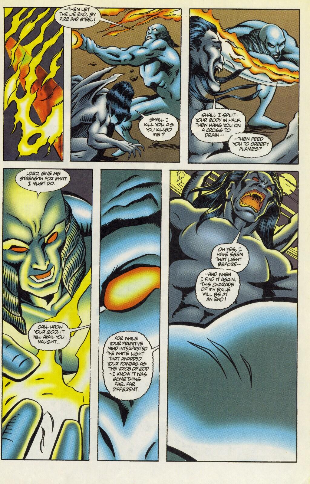 Read online Rune (1995) comic -  Issue #5 - 16
