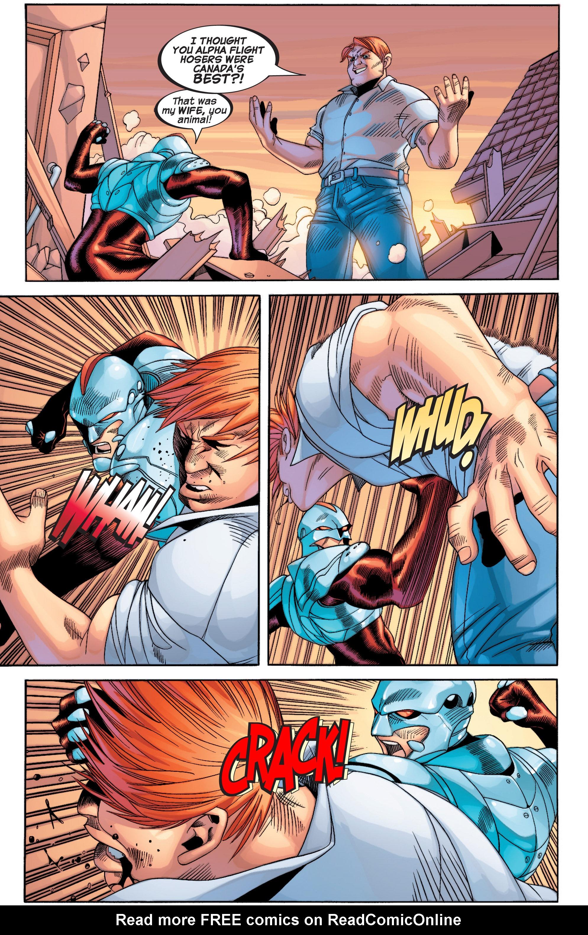 Read online Uncanny X-Men (1963) comic -  Issue #434 - 6