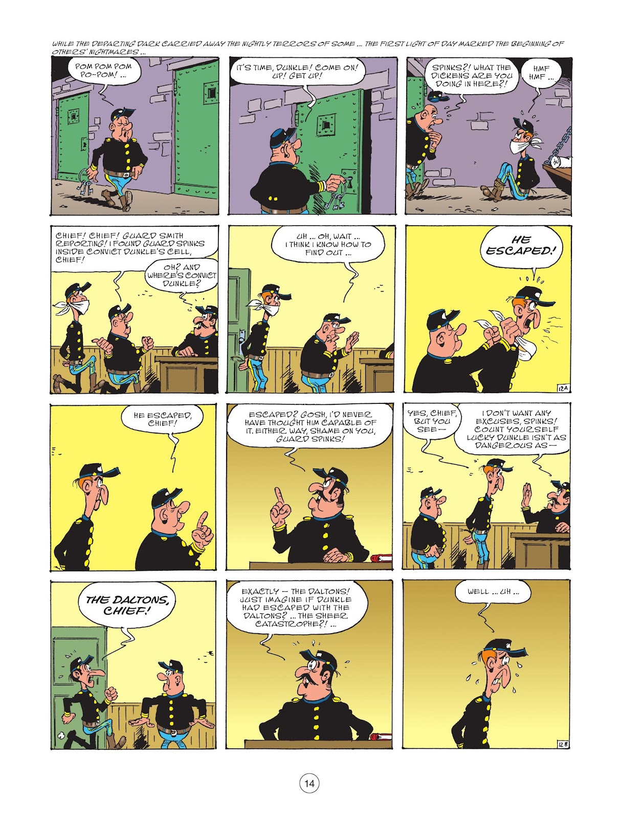A Lucky Luke Adventure issue 73 - Page 16