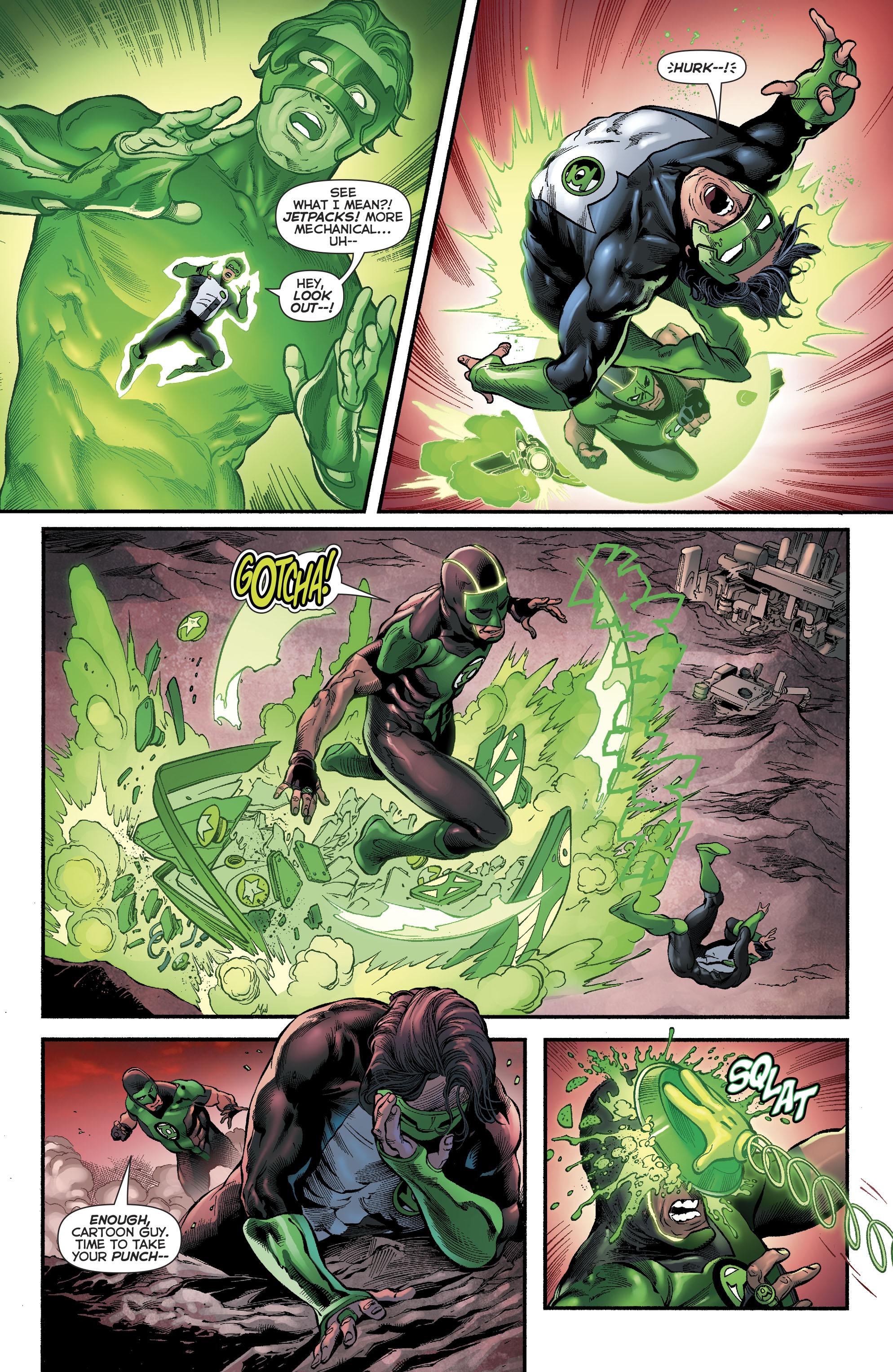 Read online Green Lanterns comic -  Issue #23 - 19