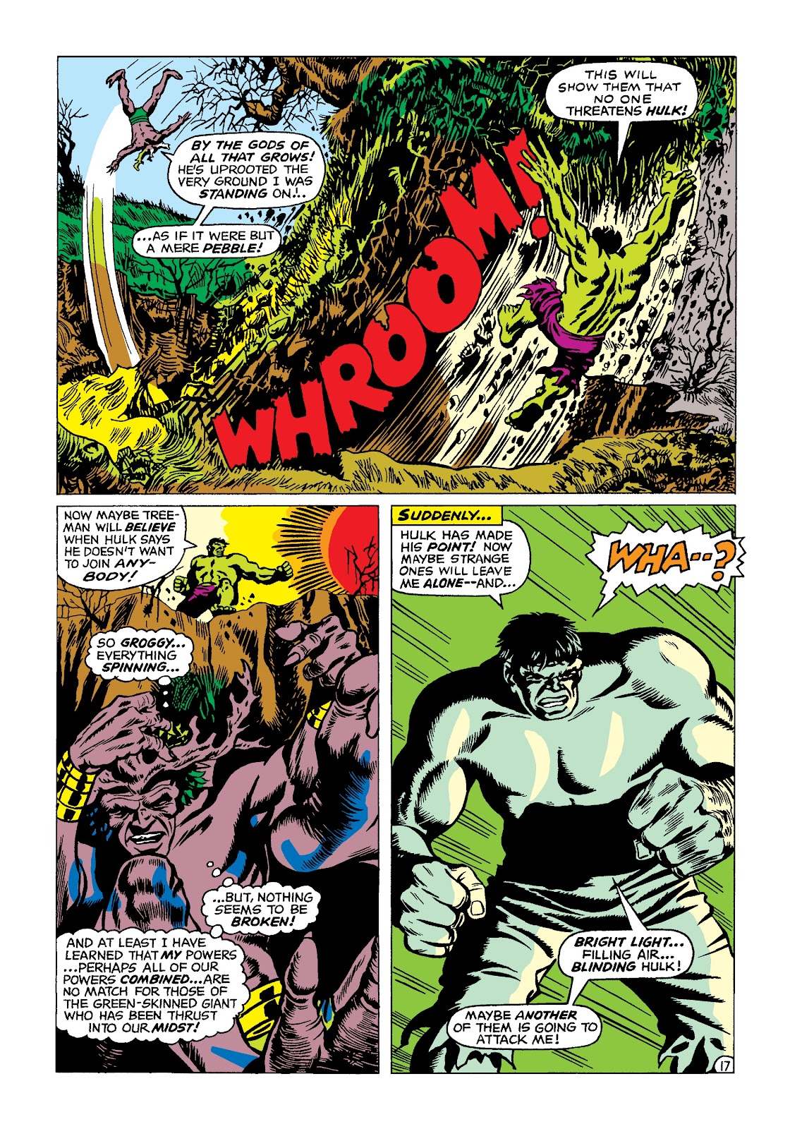 Read online Marvel Masterworks: The Incredible Hulk comic -  Issue # TPB 4 (Part 2) - 50