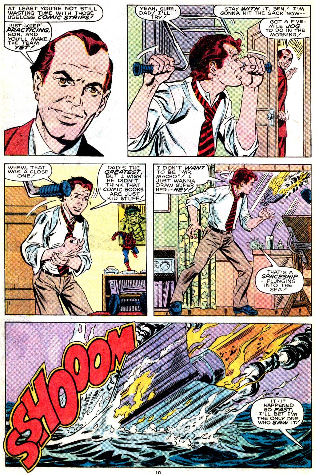 Solarman issue 1 - Page 11