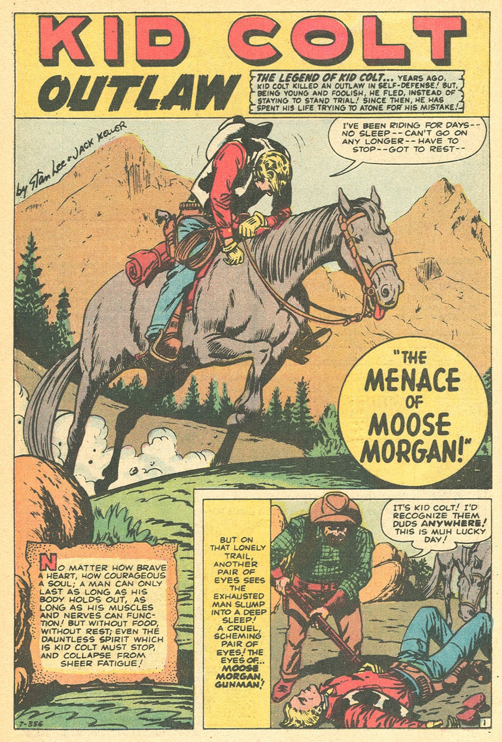 Kid Colt Outlaw issue 152 - Page 20