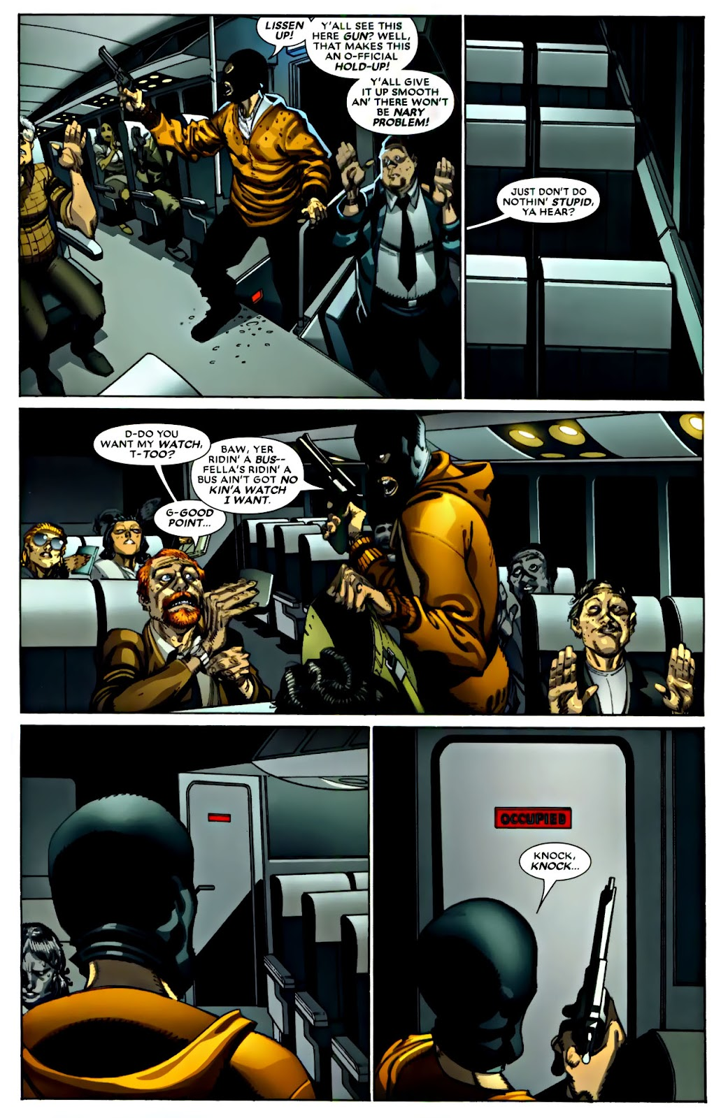 Read online Deadpool (2008) comic -  Issue #22 - 6