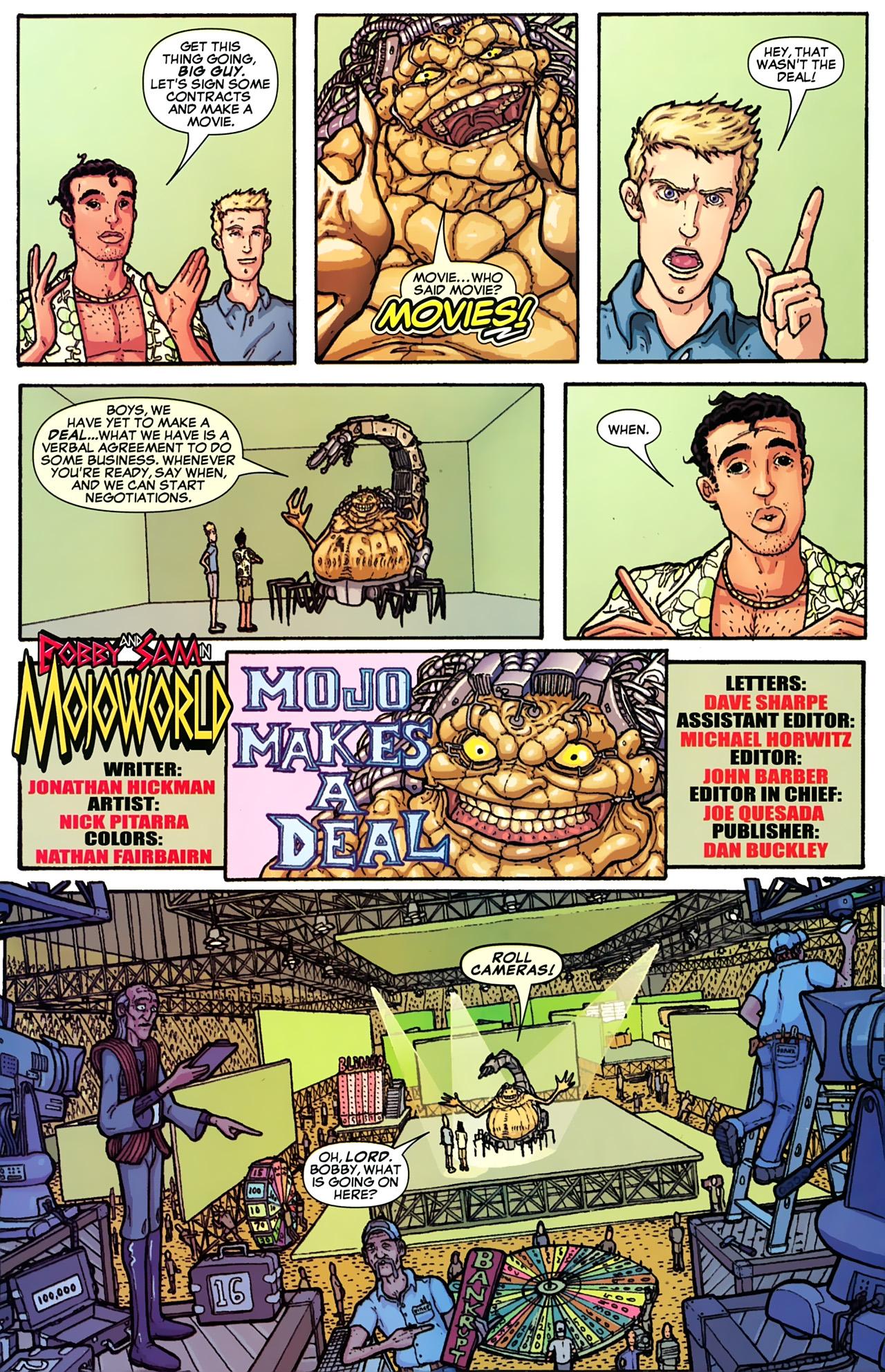 Read online Astonishing Tales (2009) comic -  Issue #2 - 27