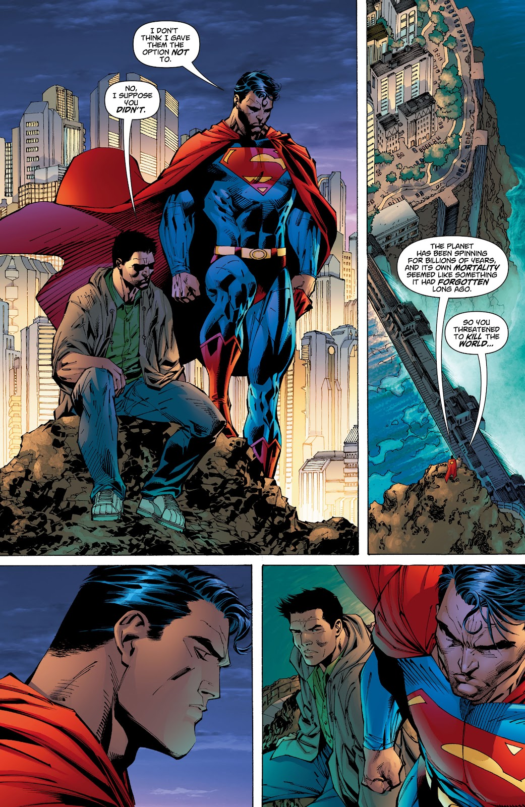 Read online Superman: For Tomorrow comic -  Issue # TPB (Part 2) - 51