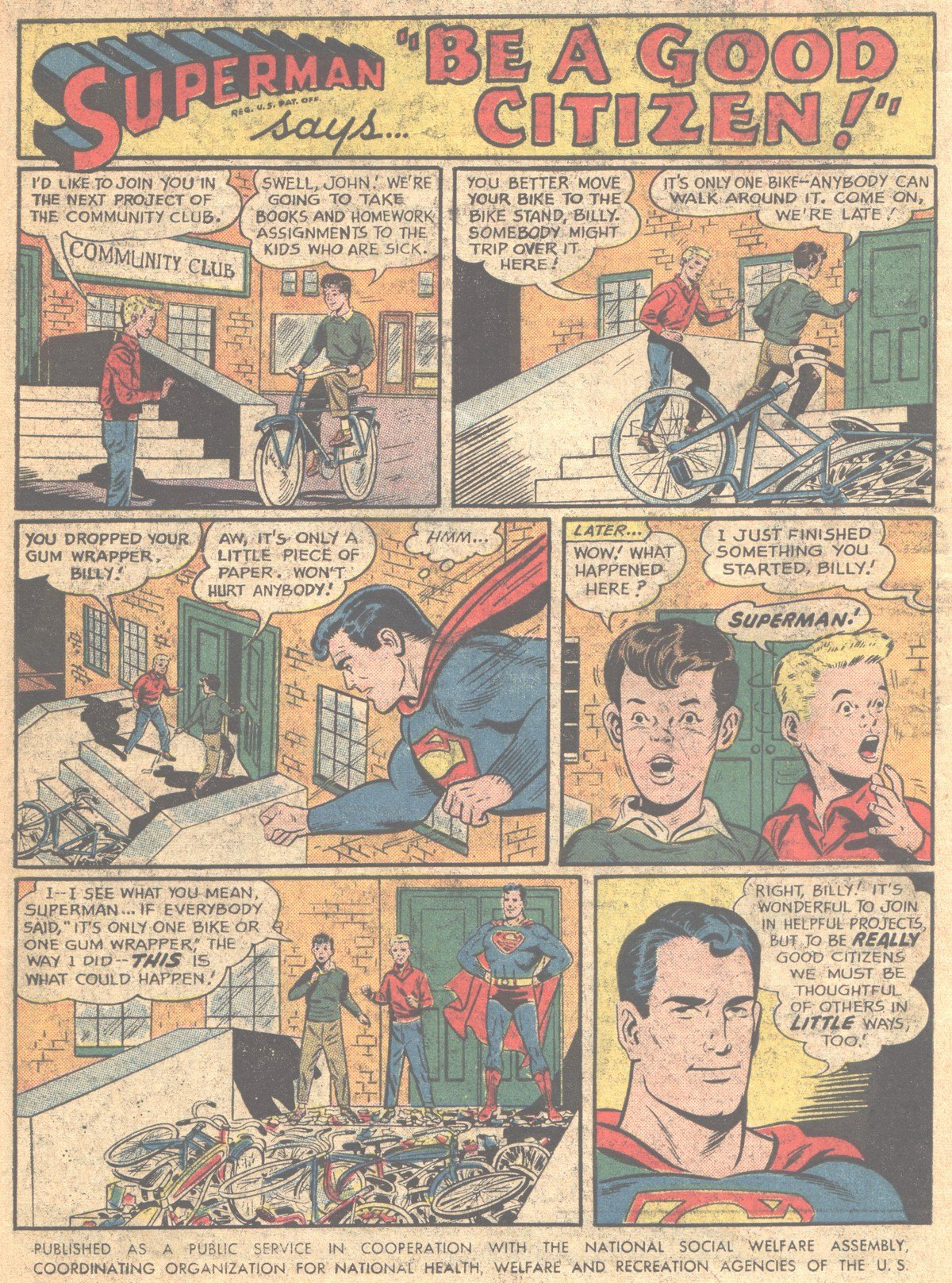 Read online Action Comics (1938) comic -  Issue #290 - 34