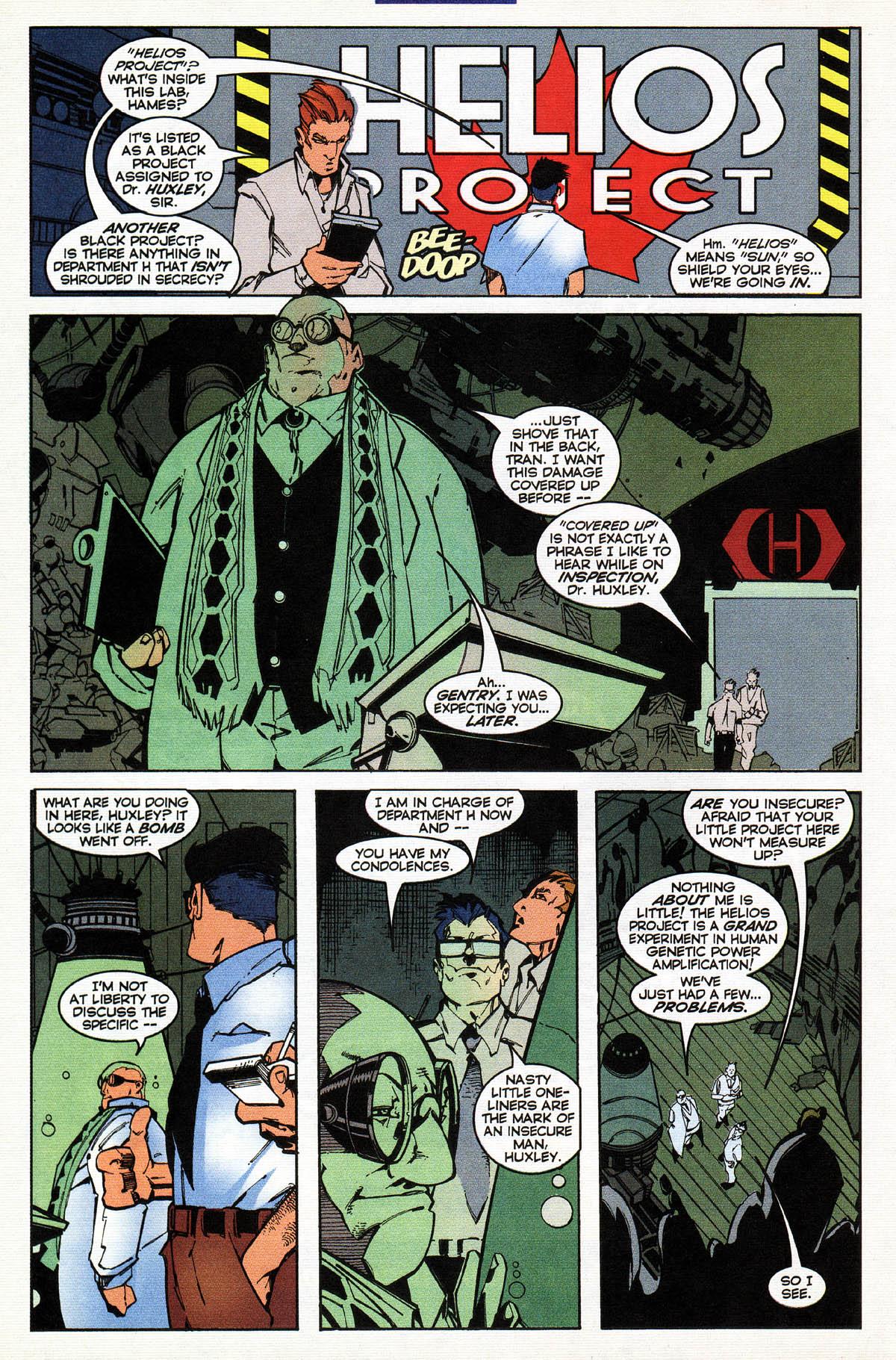 Read online Alpha Flight (1997) comic -  Issue #14 - 20