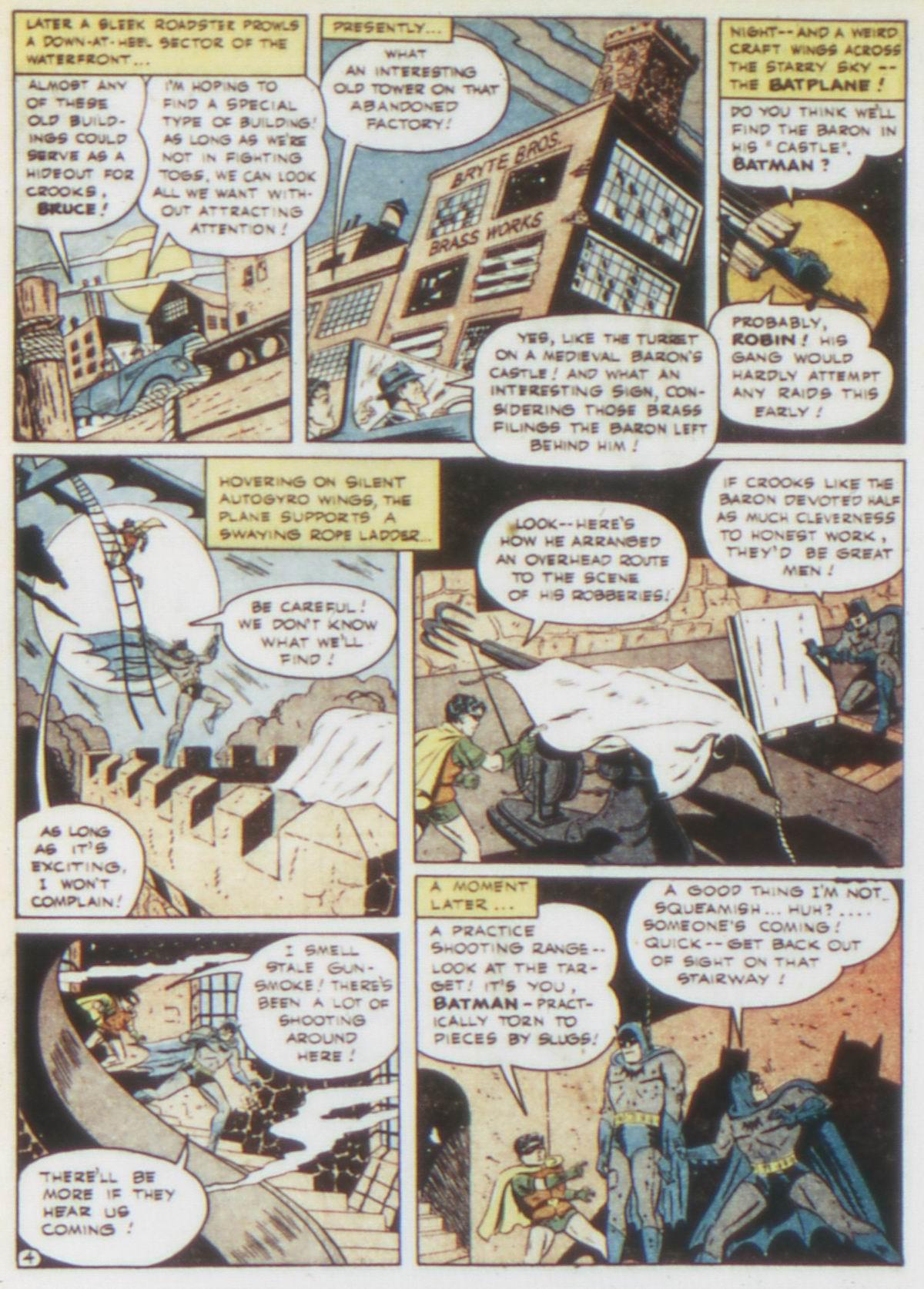 Read online Detective Comics (1937) comic -  Issue #75 - 6