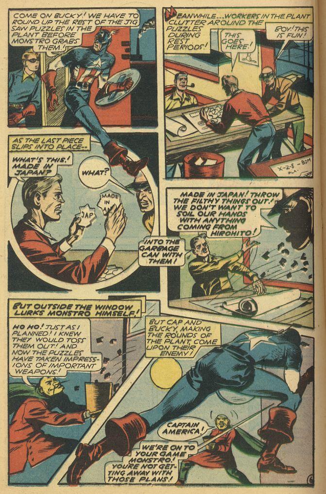 Read online All-Winners Comics comic -  Issue #14 - 19