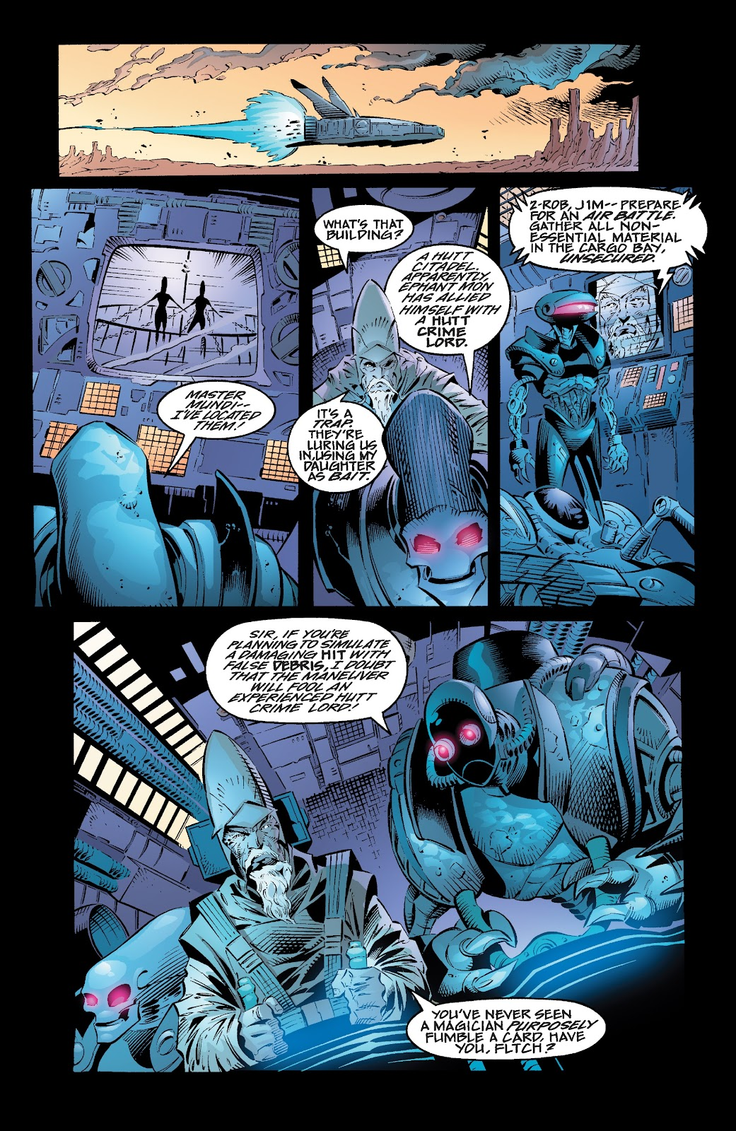 Read online Star Wars Legends: Rise of the Sith - Epic Collection comic -  Issue # TPB 2 (Part 2) - 12