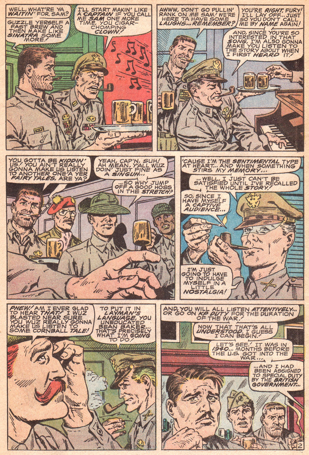 Read online Sgt. Fury comic -  Issue #72 - 4