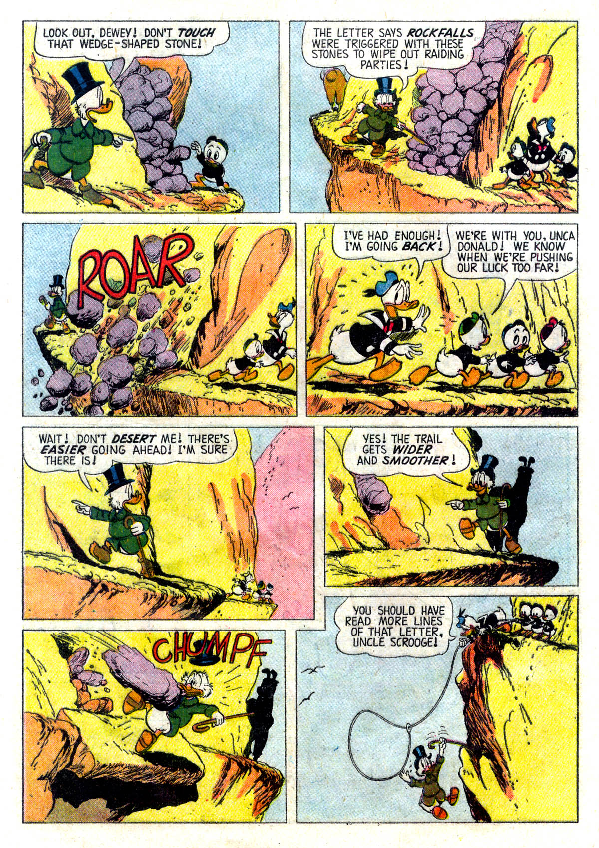 Read online Uncle Scrooge (1953) comic -  Issue #26 - 8