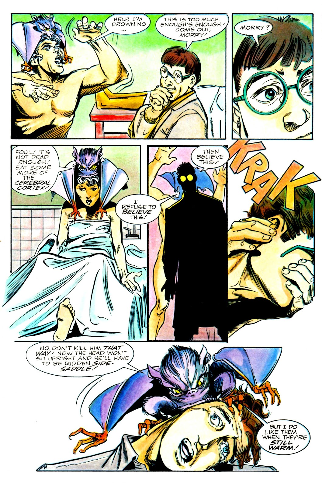 Fright Night issue 3 - Page 10