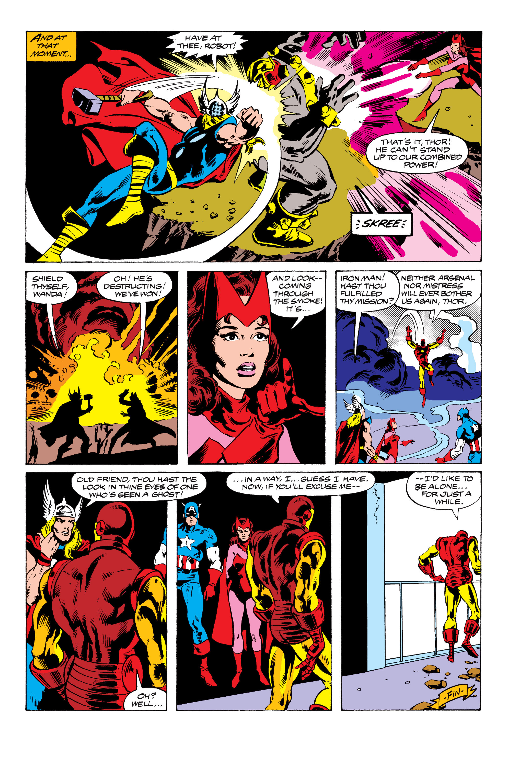 The Avengers (1963) _Annual_9 Page 34