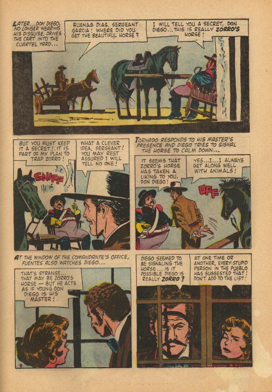 Zorro (1966) issue 2 - Page 21