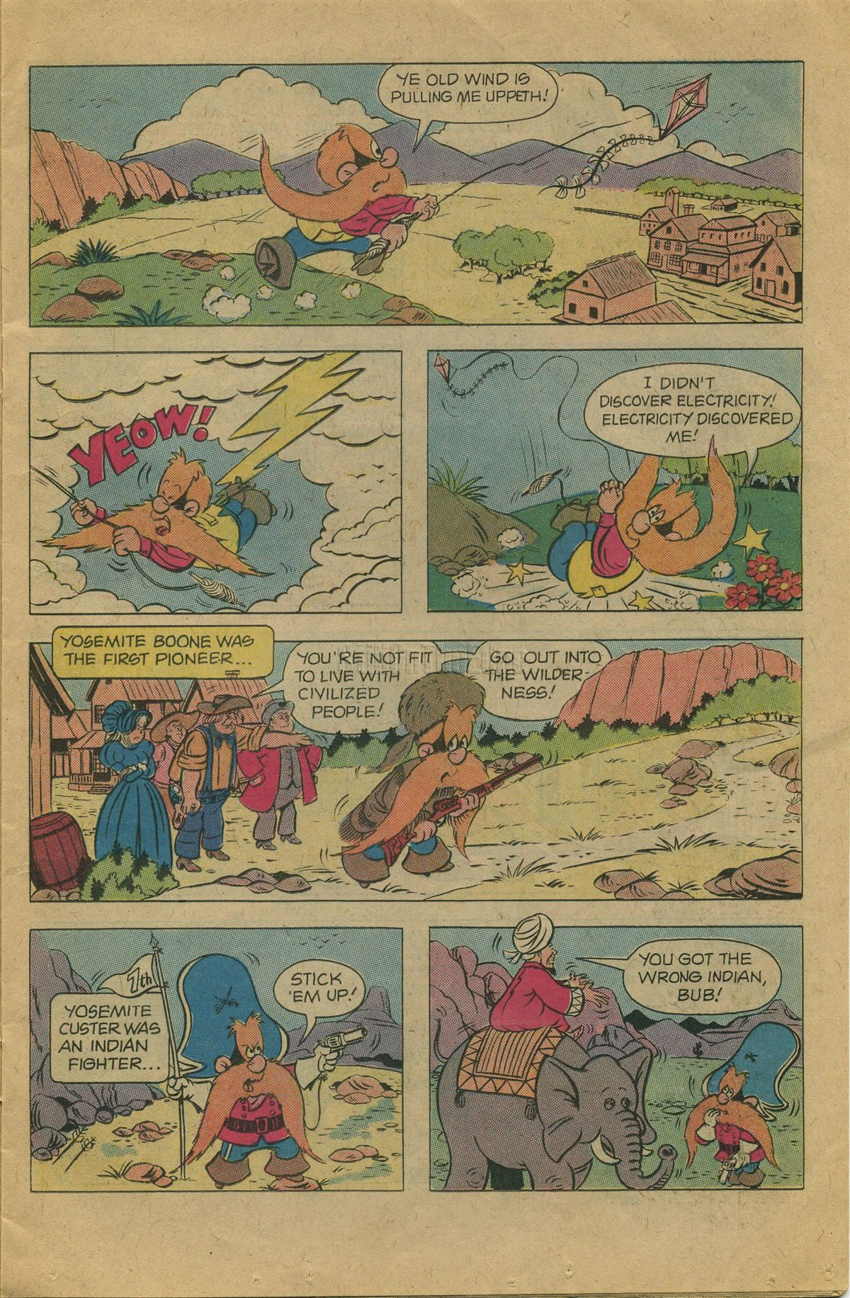 Yosemite Sam and Bugs Bunny issue 60 - Page 11