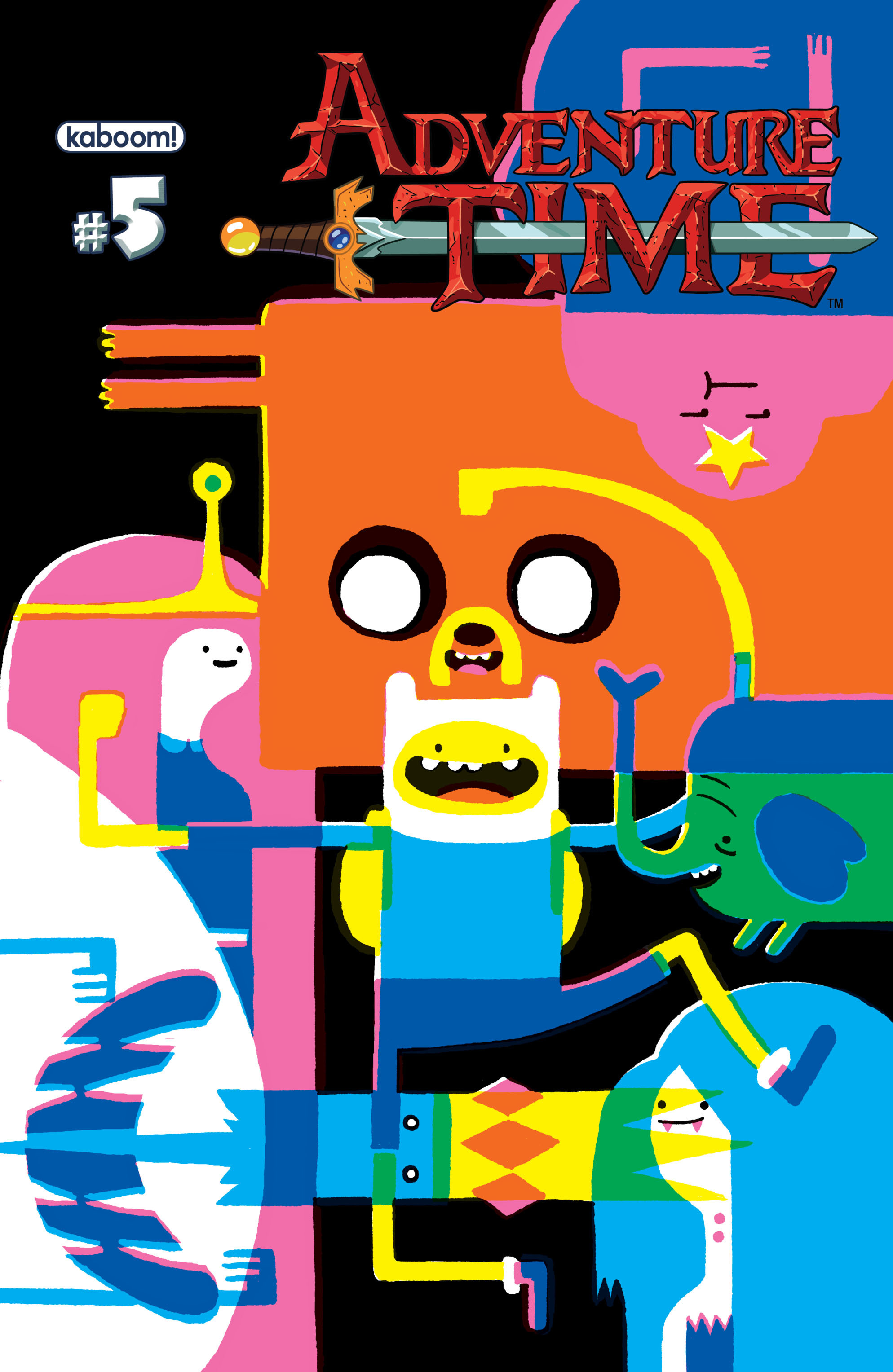 Read online Adventure Time comic -  Issue #5 - 2