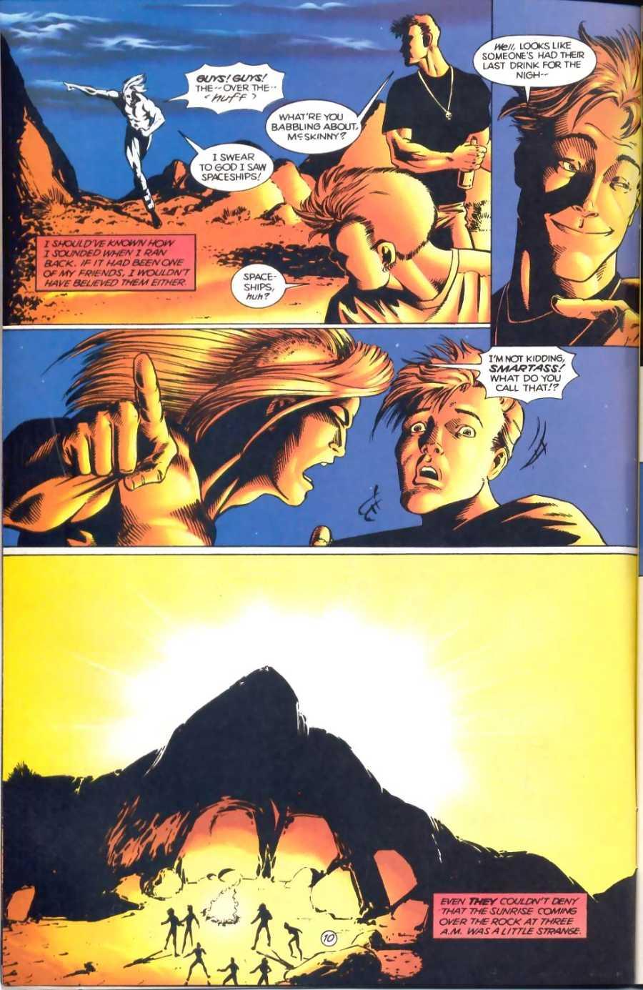 Read online Ultraverse Premiere comic -  Issue #1 - 10