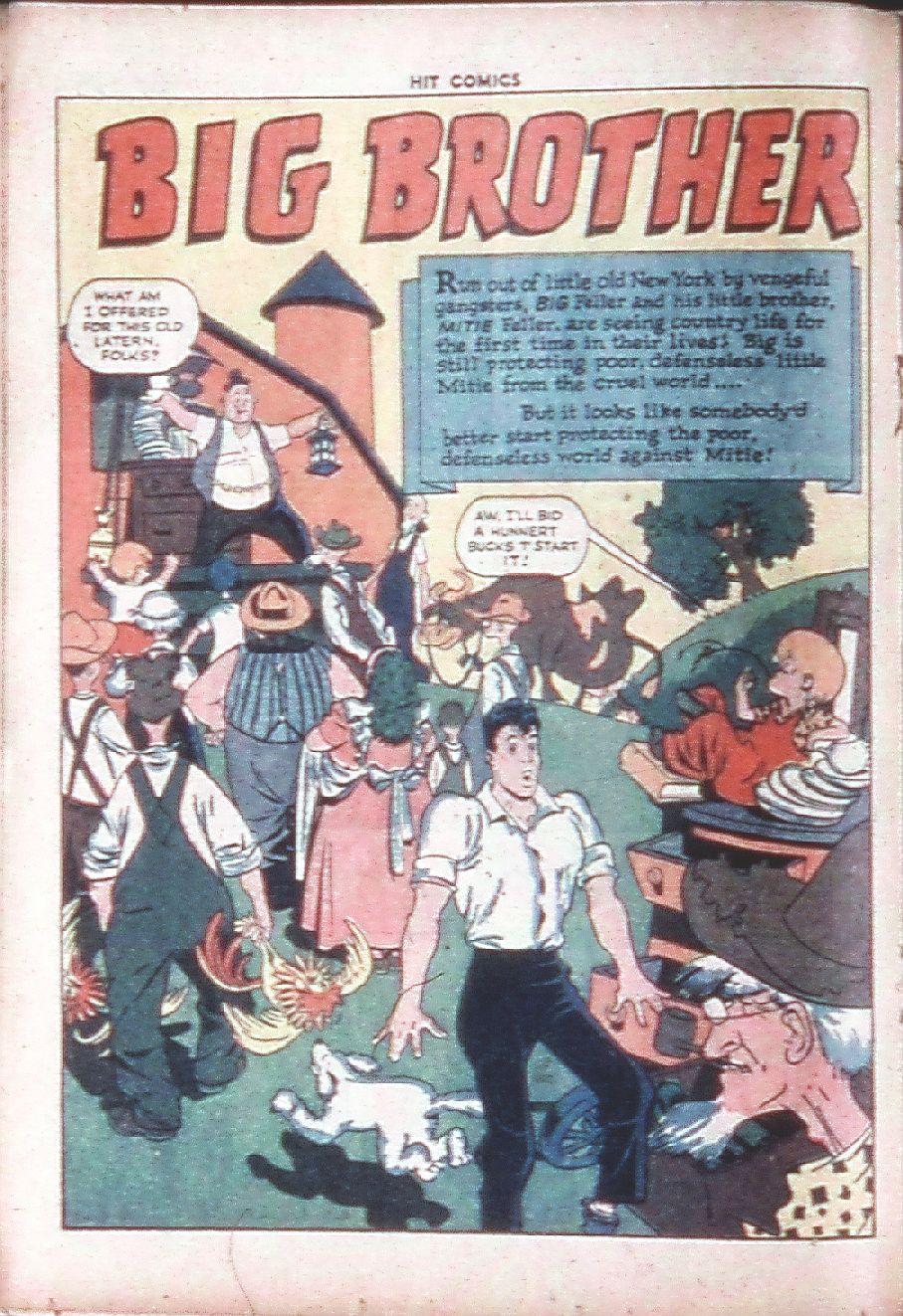Read online Hit Comics comic -  Issue #36 - 30