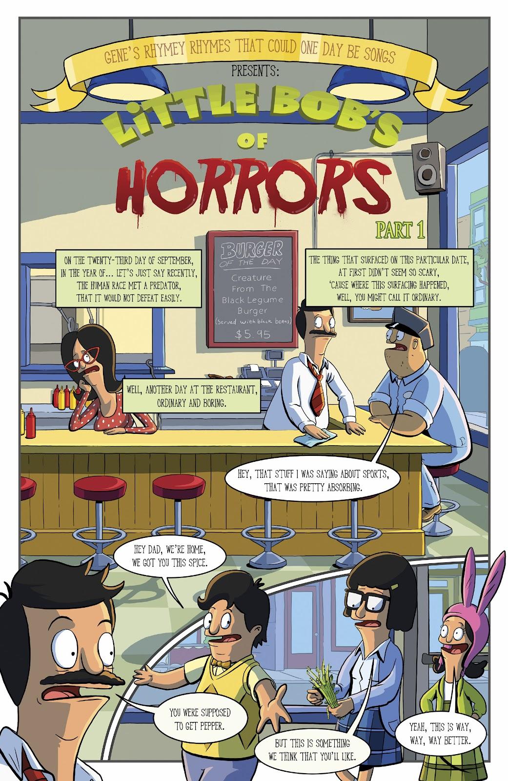Bob's Burgers (2015) Issue #16 #16 - English 3
