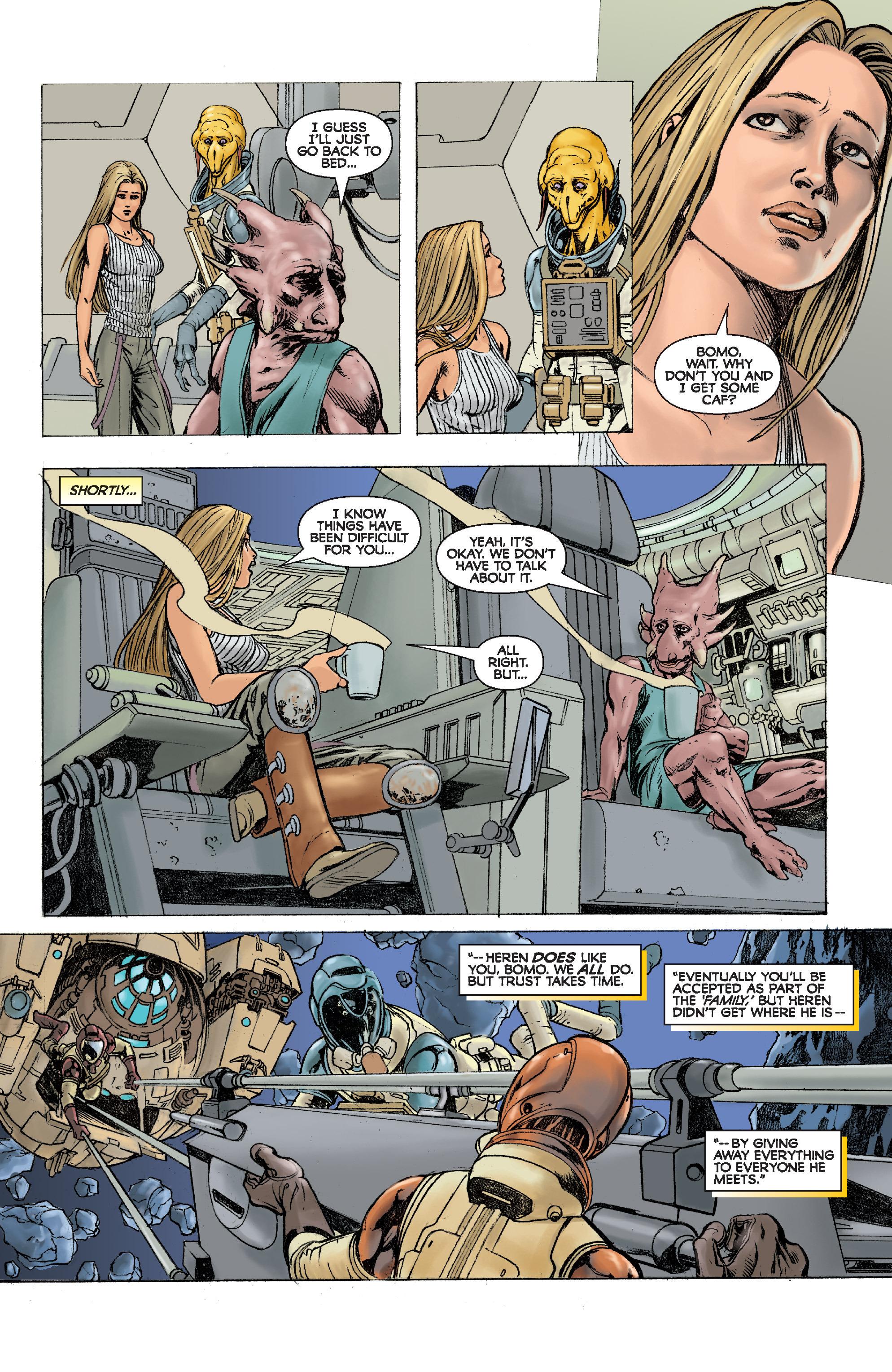 Read online Star Wars Omnibus comic -  Issue # Vol. 31 - 195