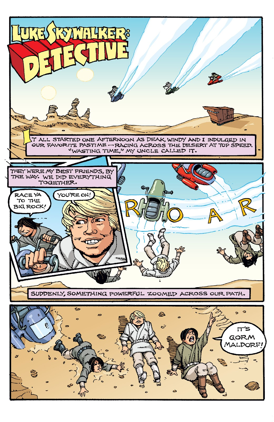 Read online Star Wars Legends Epic Collection: The Empire comic -  Issue # TPB 5 (Part 5) - 54