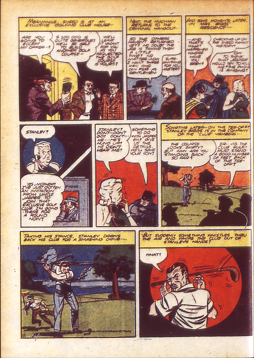 Detective Comics (1937) 57 Page 12