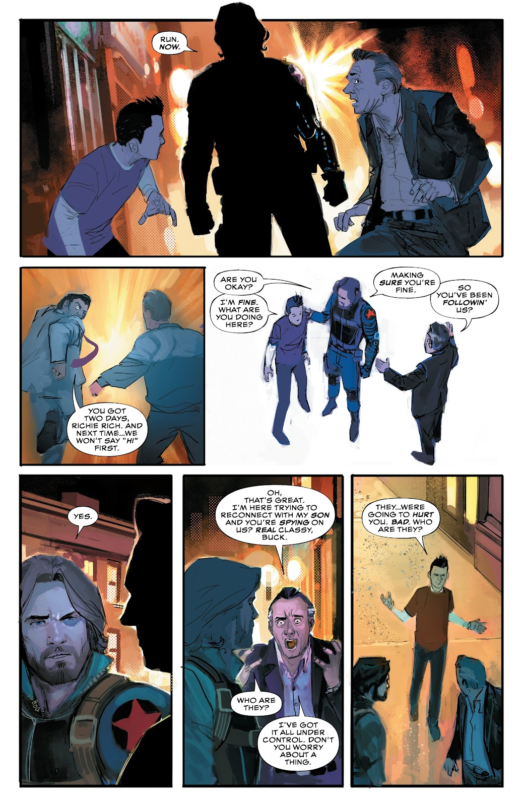 Read online Winter Soldier (2018) comic -  Issue #4 - 10