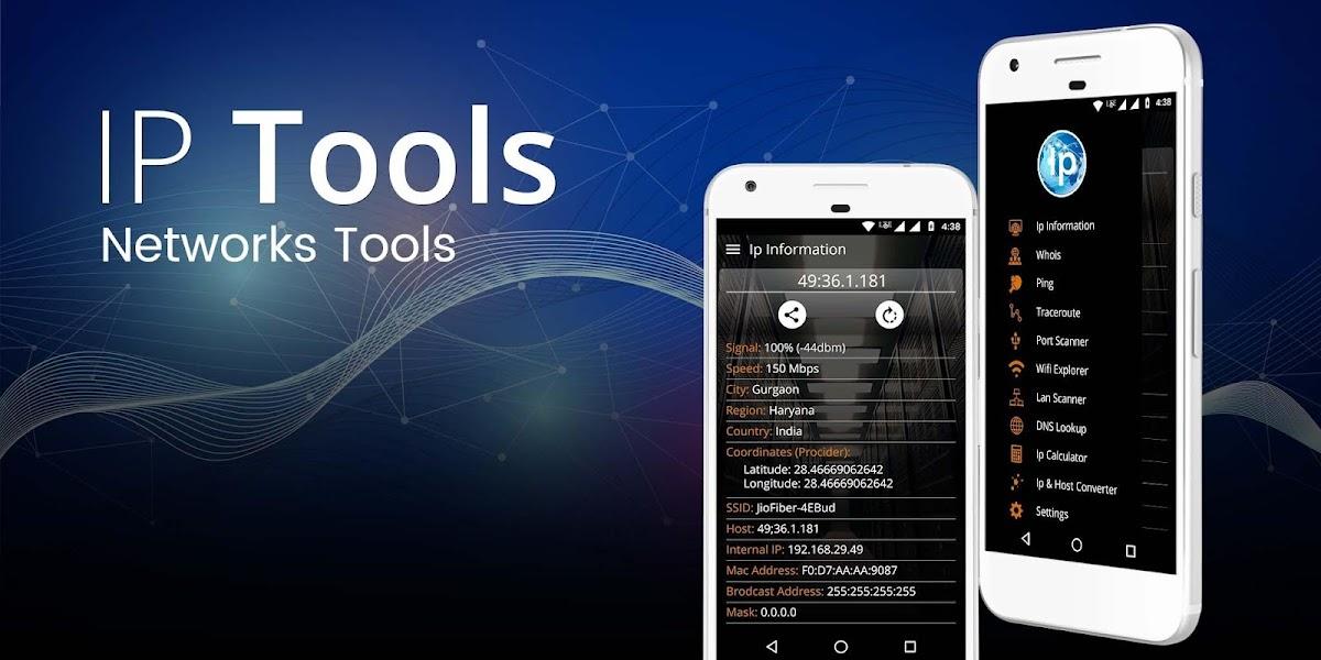 ip-tools-network-utilities-screenshot-1