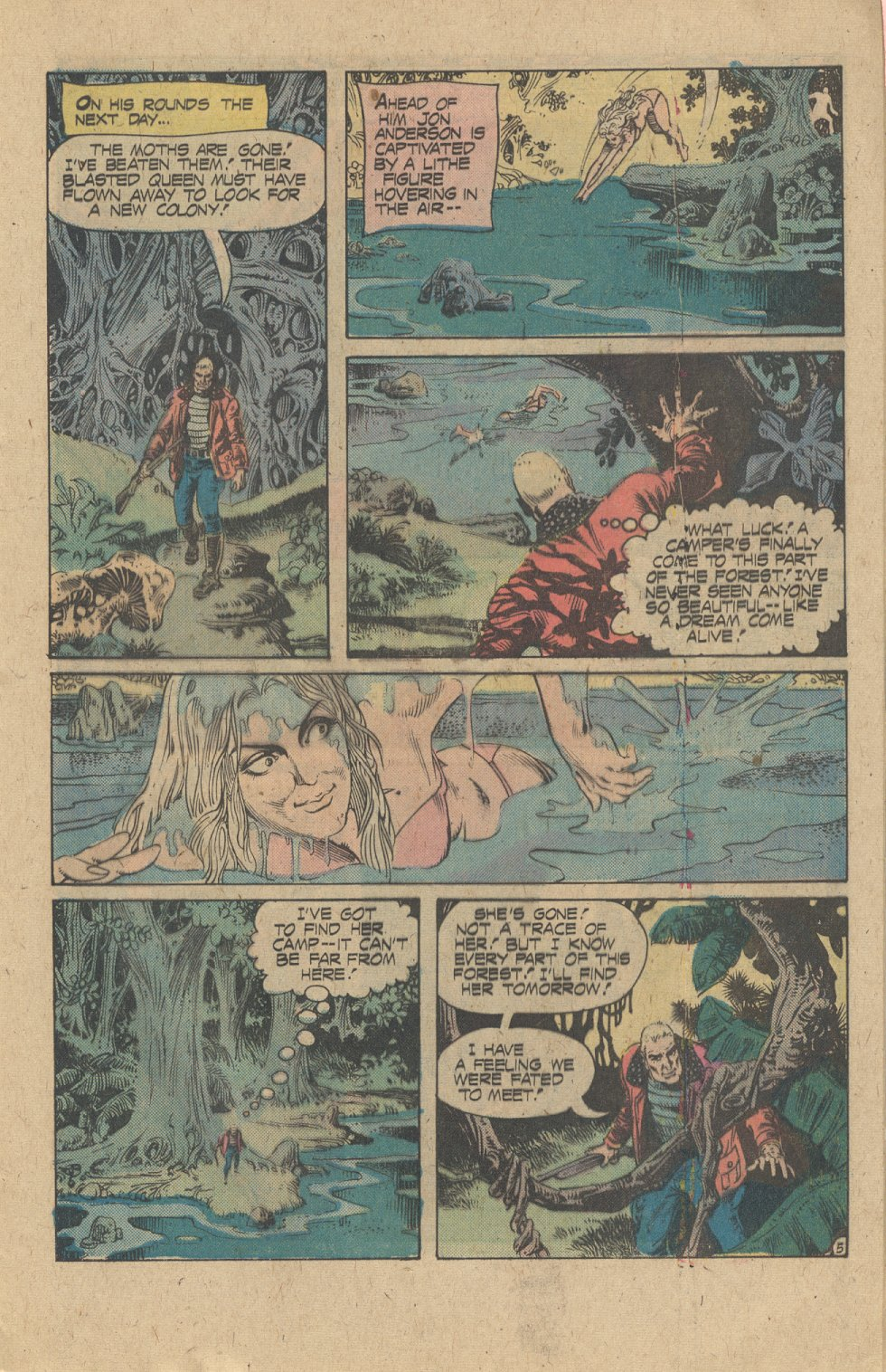 Weird Mystery Tales issue 19 - Page 6