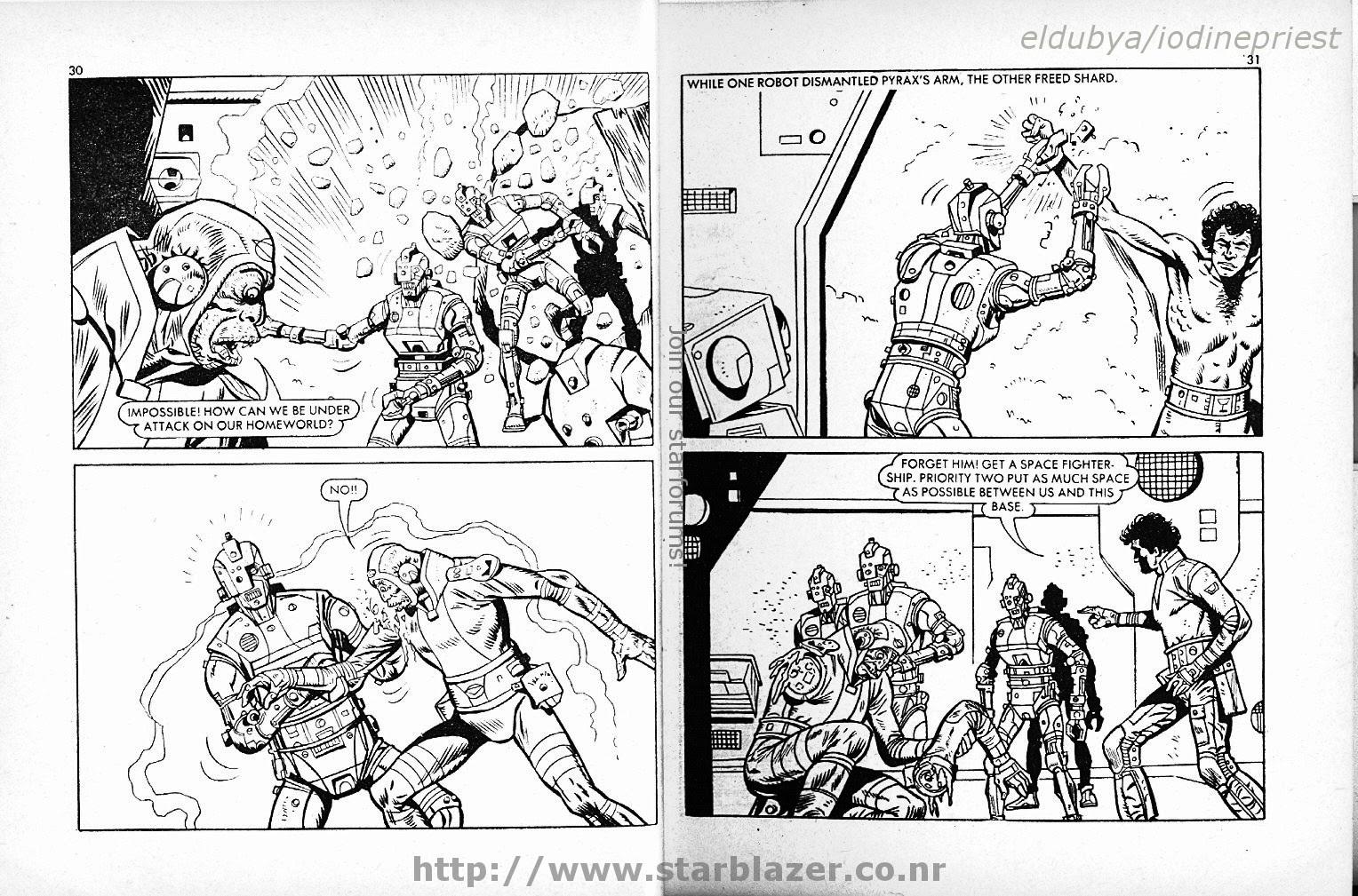 Starblazer issue 114 - Page 17