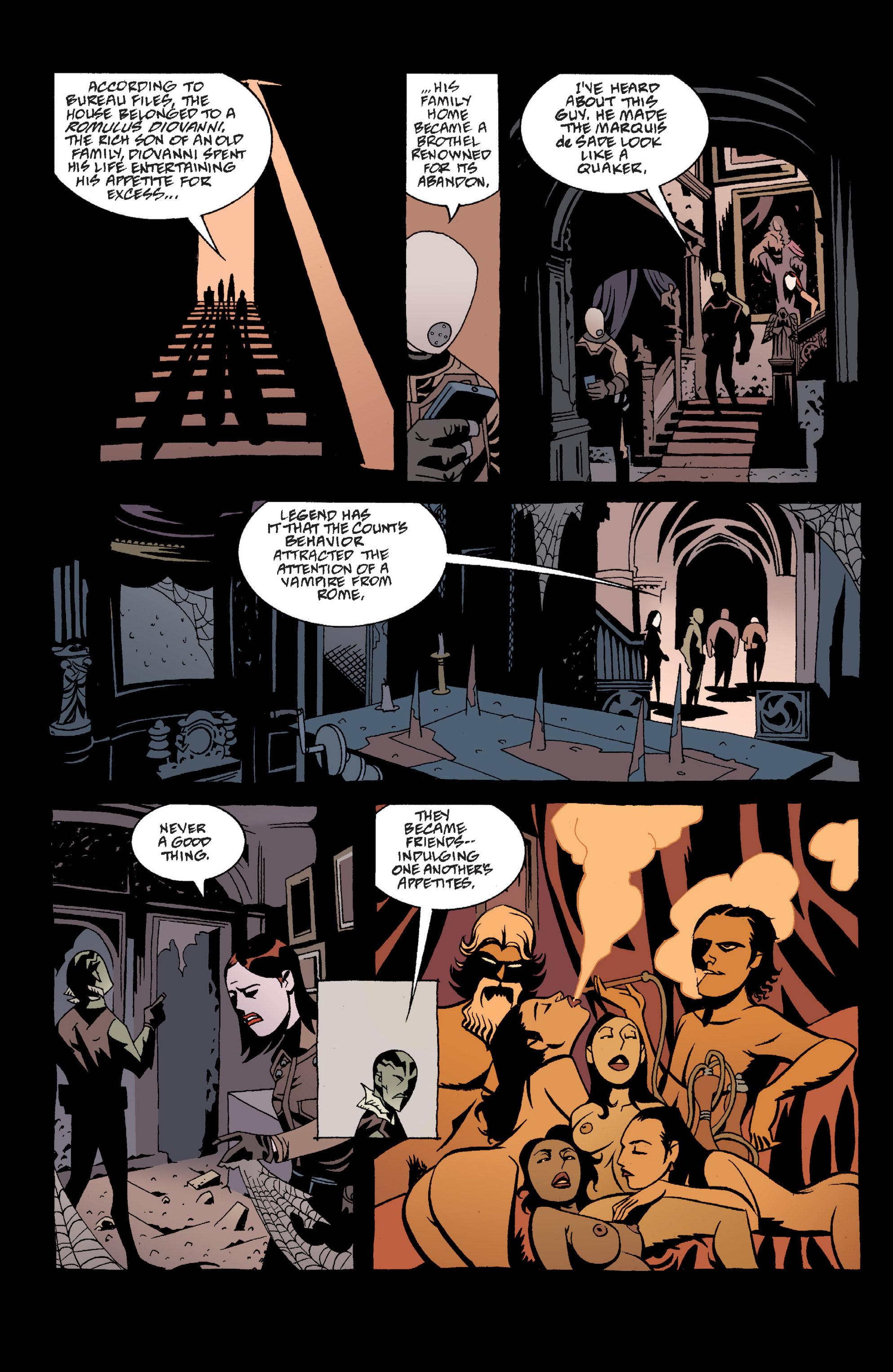 Read online B.P.R.D. (2003) comic -  Issue # TPB 2 - 14