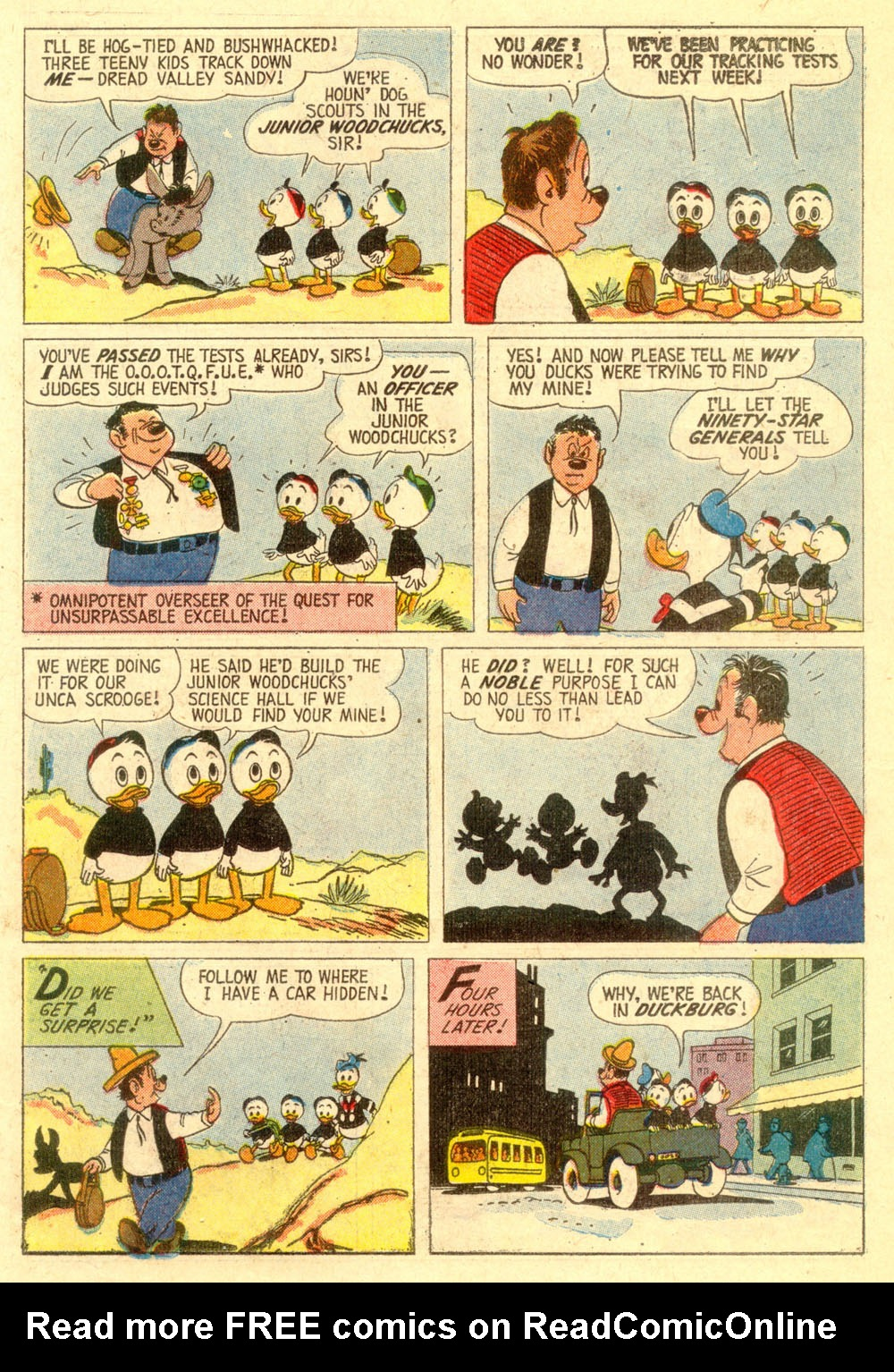 Walt Disney's Comics and Stories issue 221 - Page 11