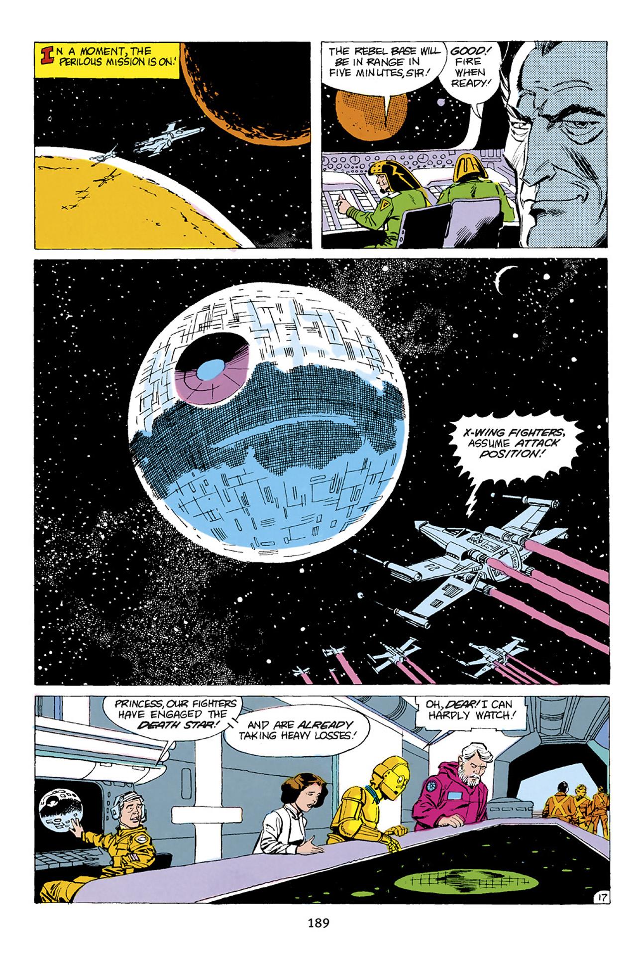 Read online Star Wars Omnibus comic -  Issue # Vol. 23 - 188
