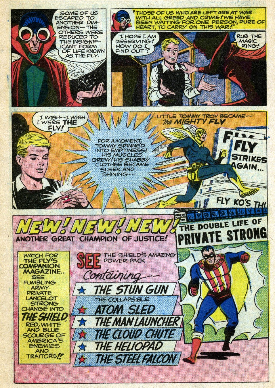 The Fly (1959) issue 3 - Page 11