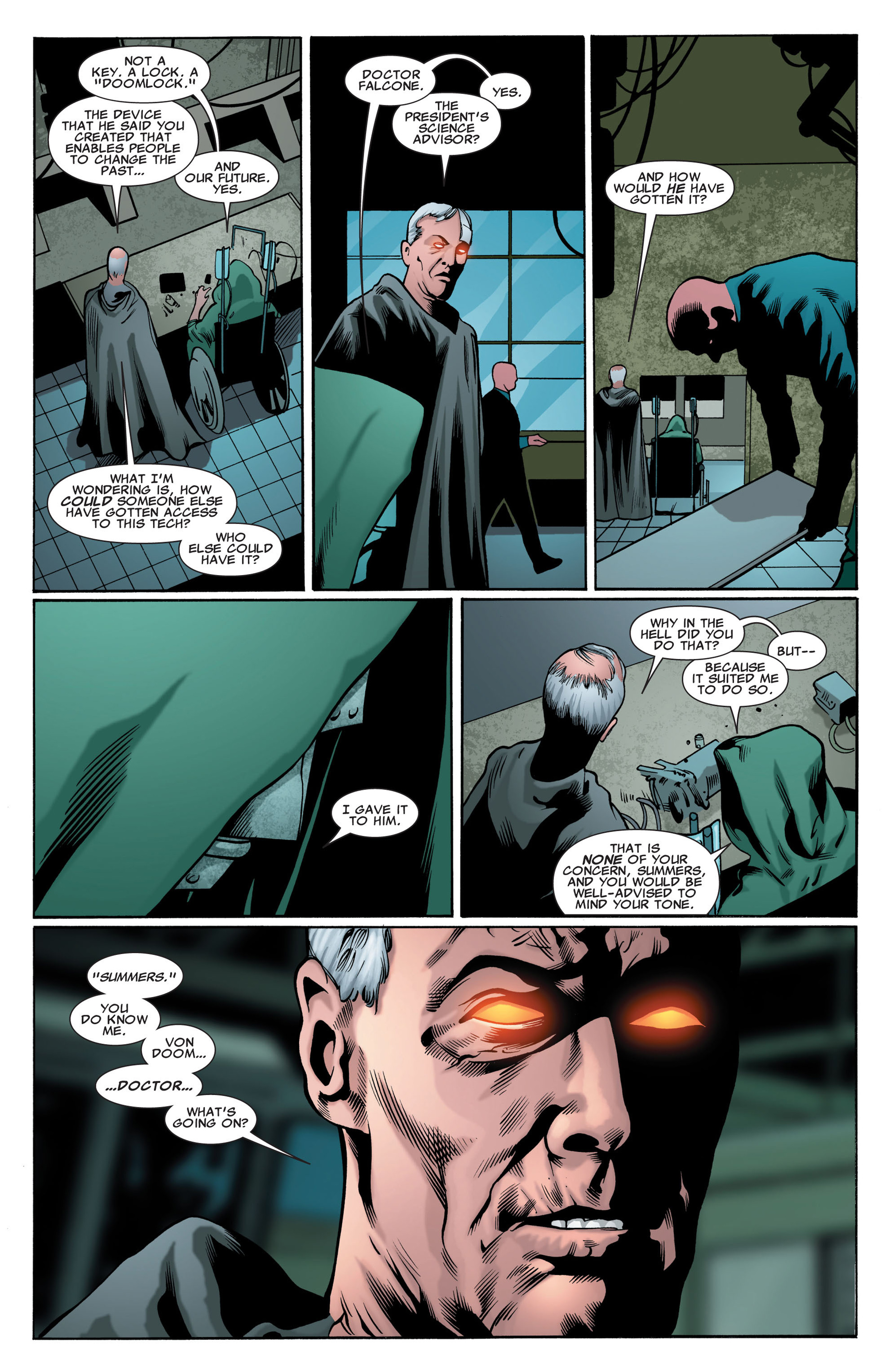 Read online X-Factor (2006) comic -  Issue #49 - 16