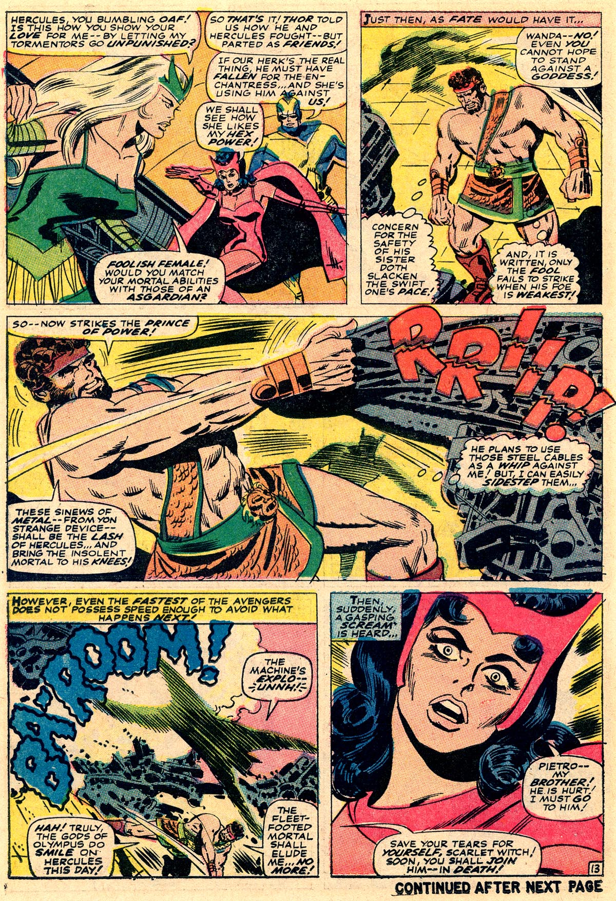 The Avengers (1963) 38 Page 17